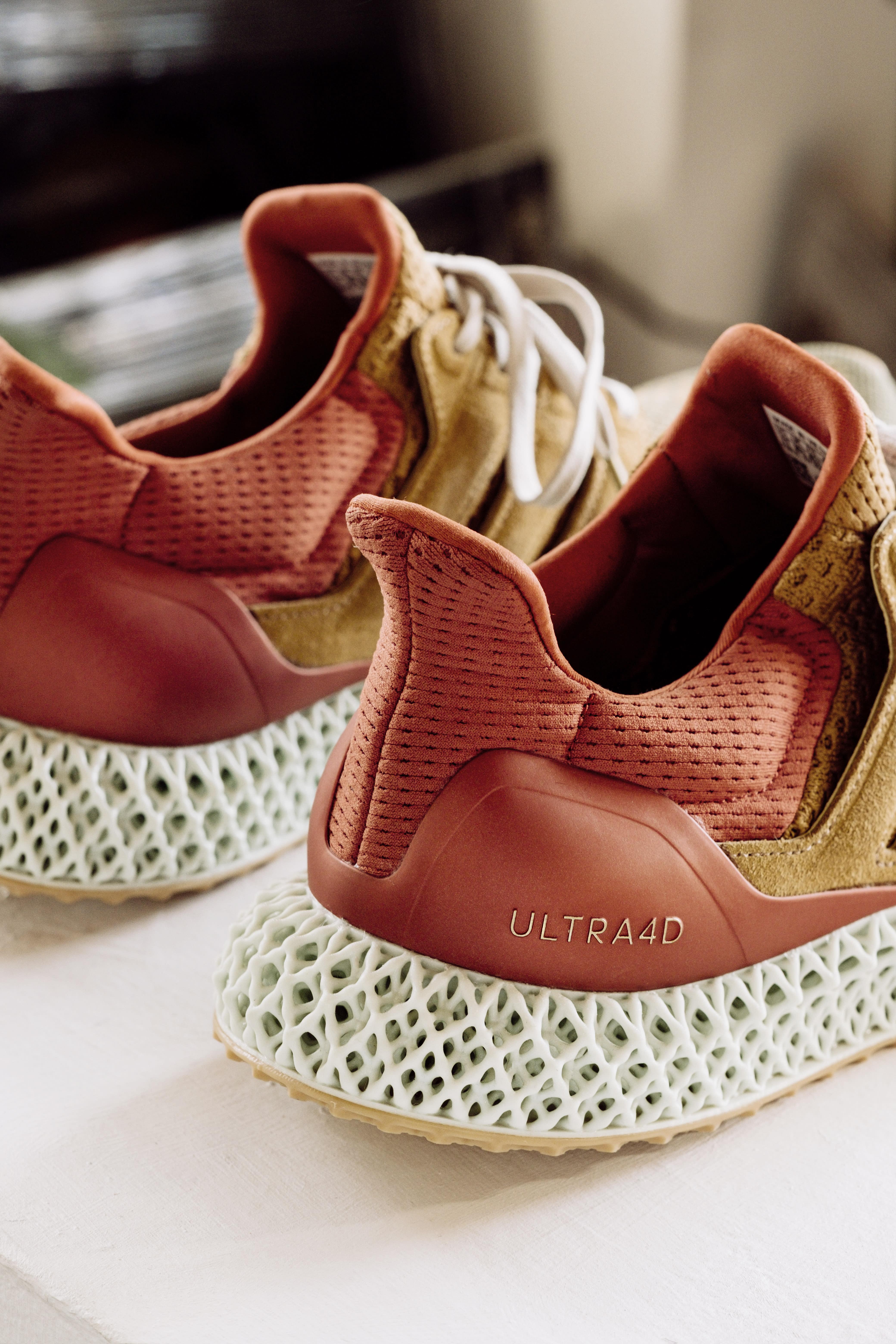 Social Status x Adidas Consortium Ultra 4D Heel