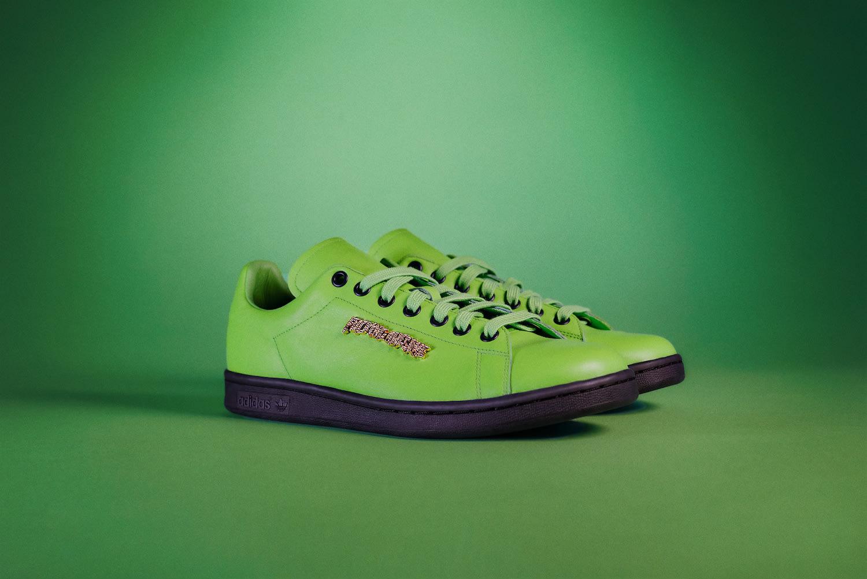 Fucking Awesome x Adidas Stan Smith (Green Pair)