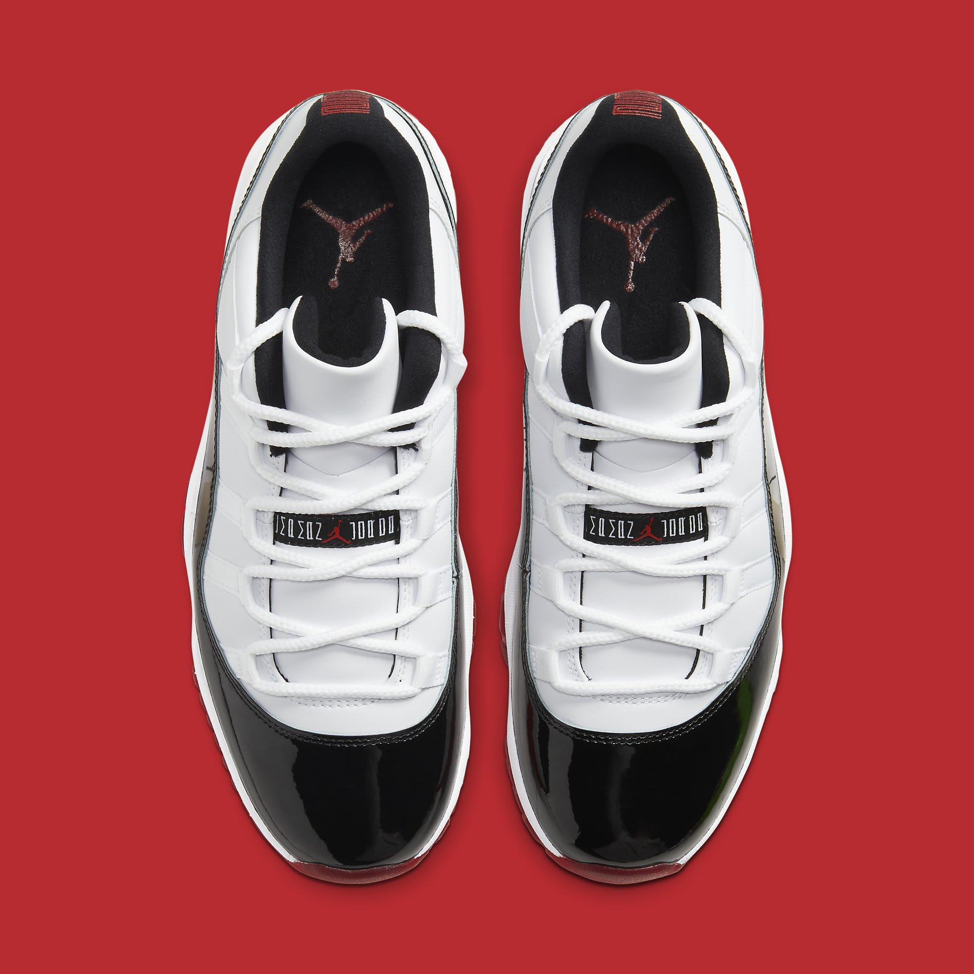 Air Jordan 11 Retro Low AV2187-160 Top