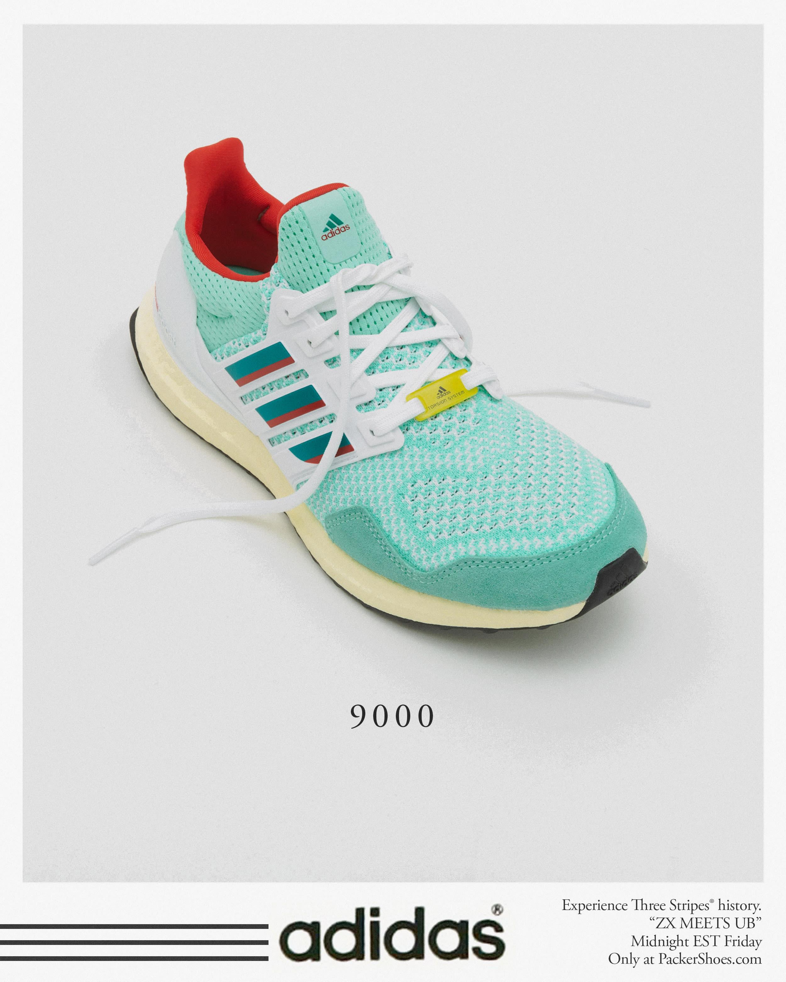 Adidas Ultra Boost 1.0 DNA 'ZX 9000'