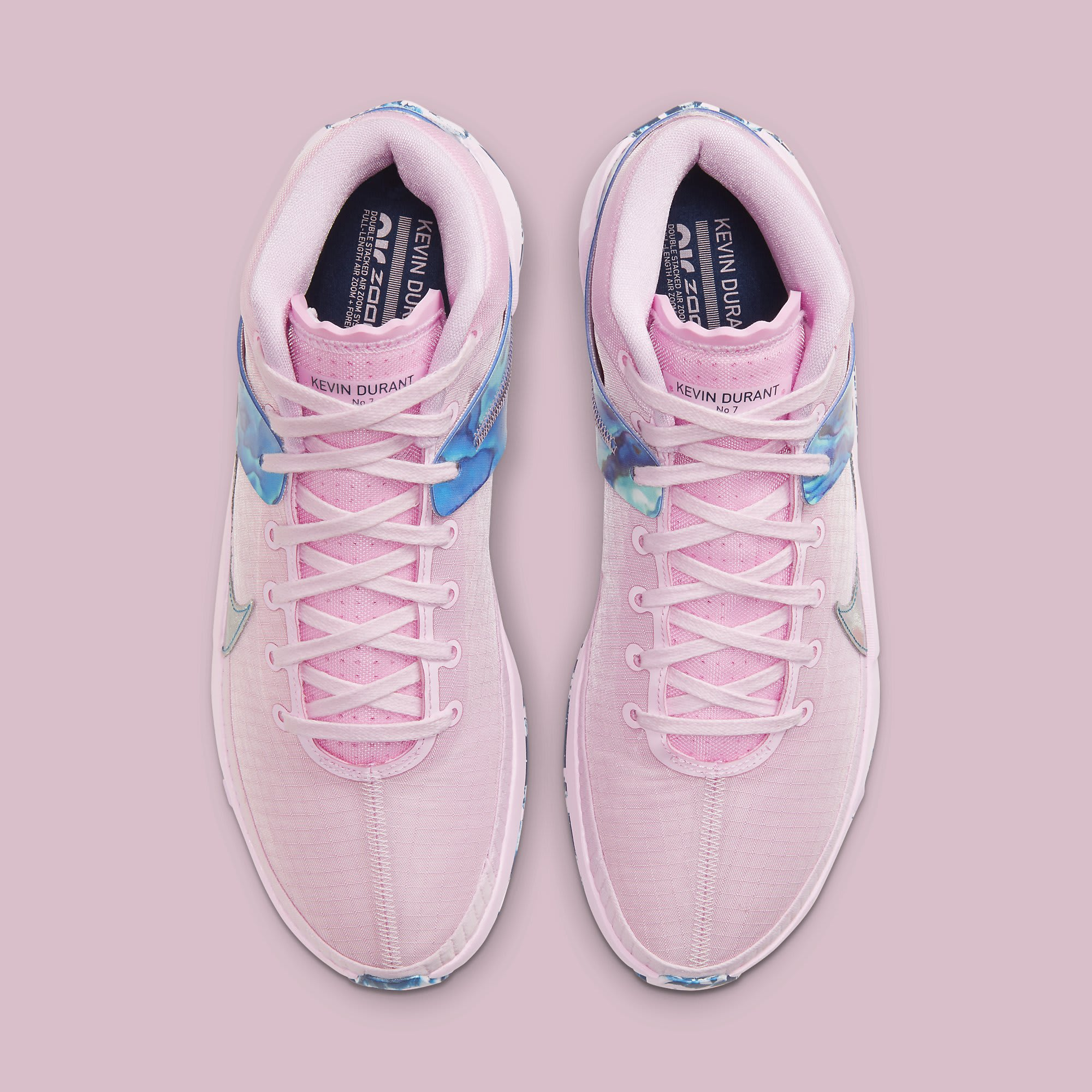 Nike KD 13 'Aunt Pearl' DC0011-600 Top