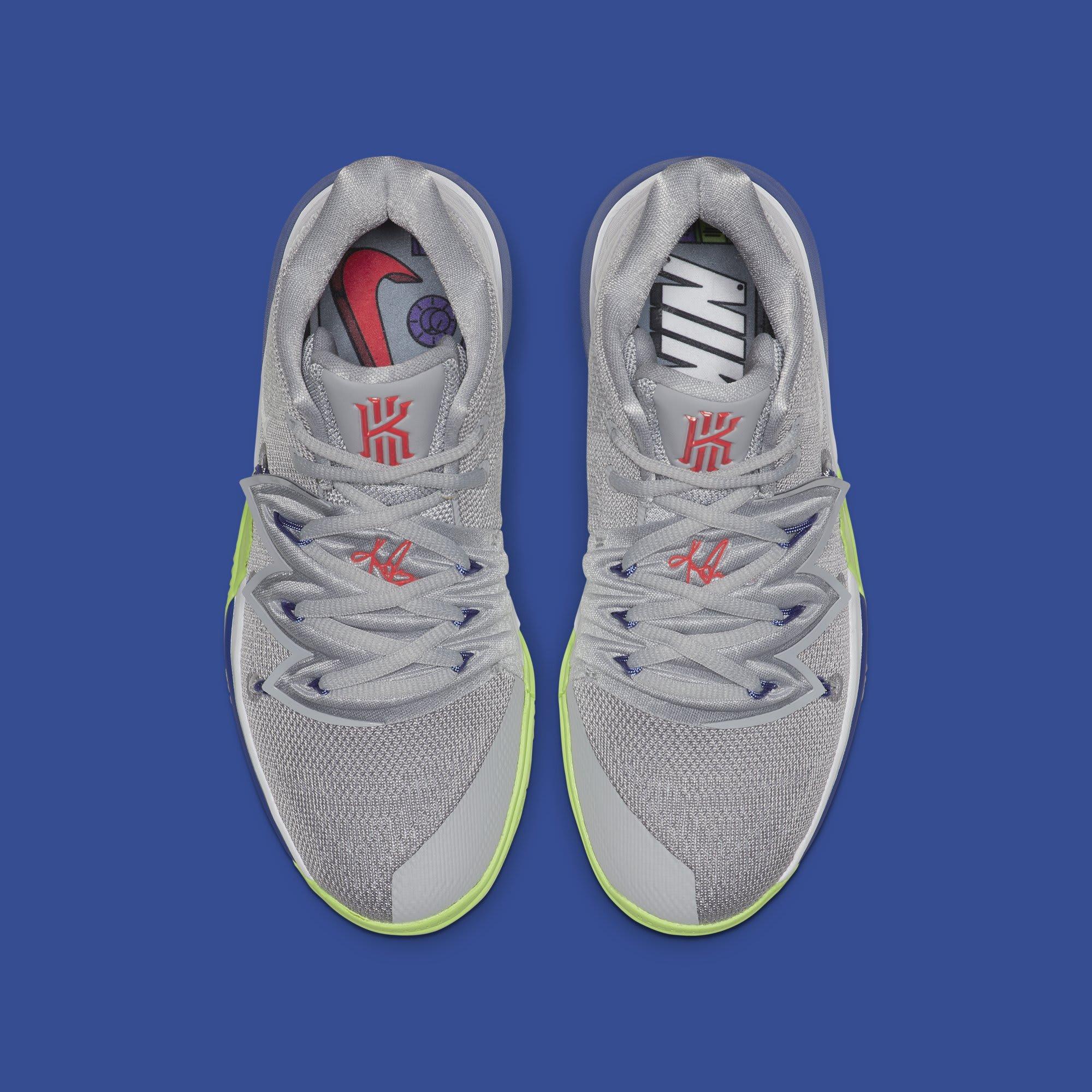 Nike Kyrie 5 AQ2456-099 (Top)