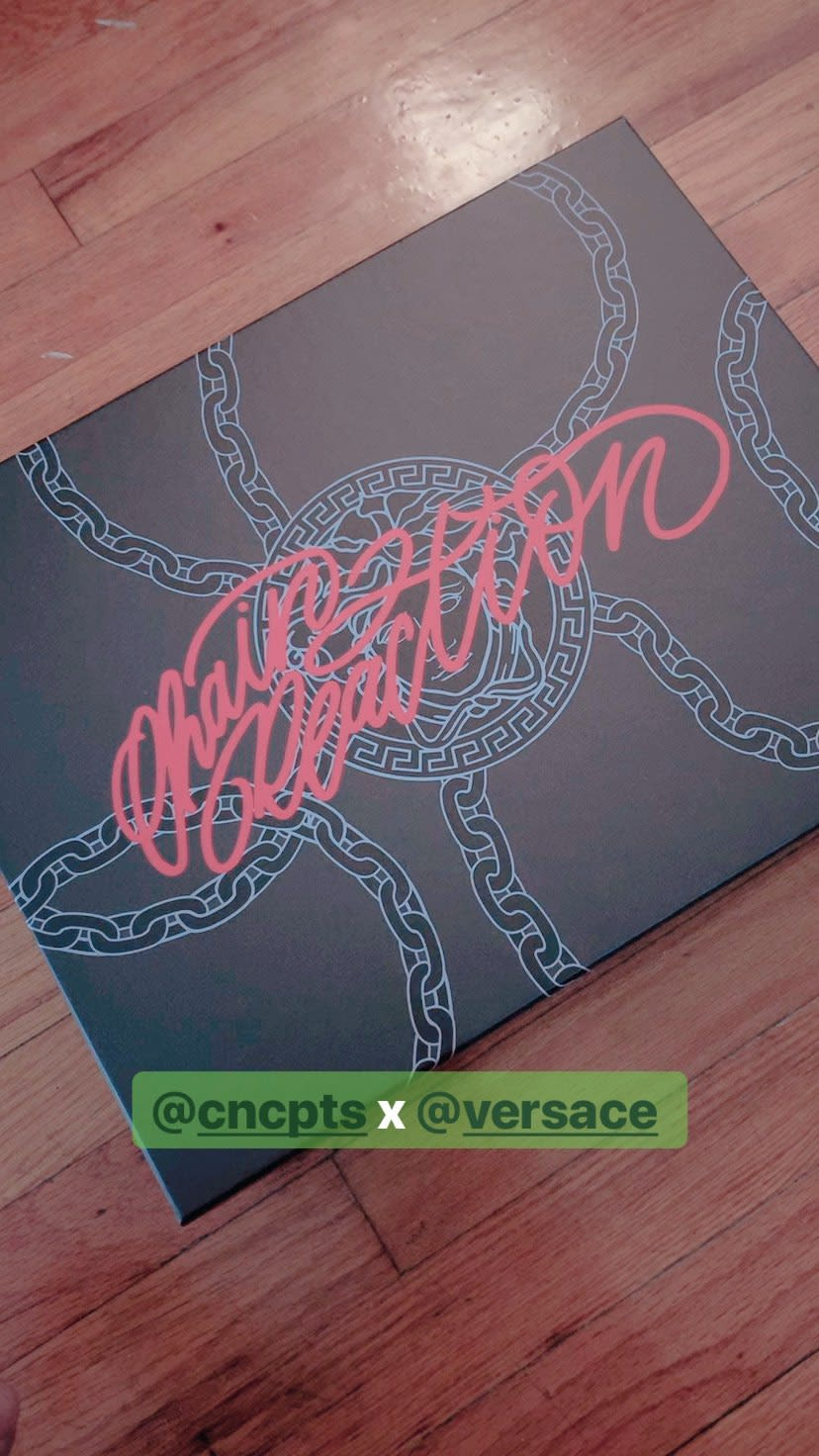 Concepts x Versace Chain Reaction (Box)