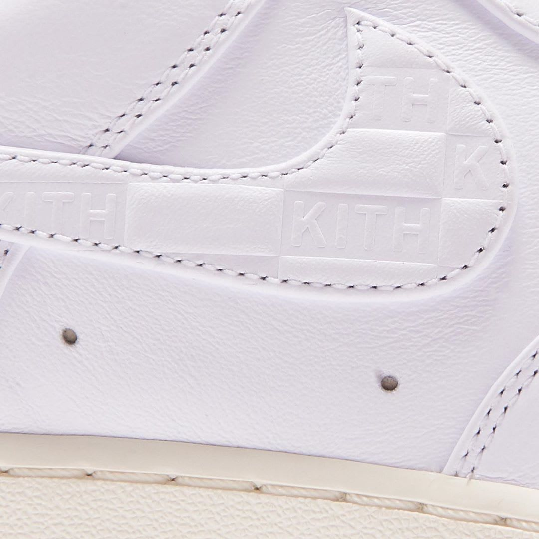 Kith x Nike Air Force 1 Low 'Friends-and-Family' Swoosh