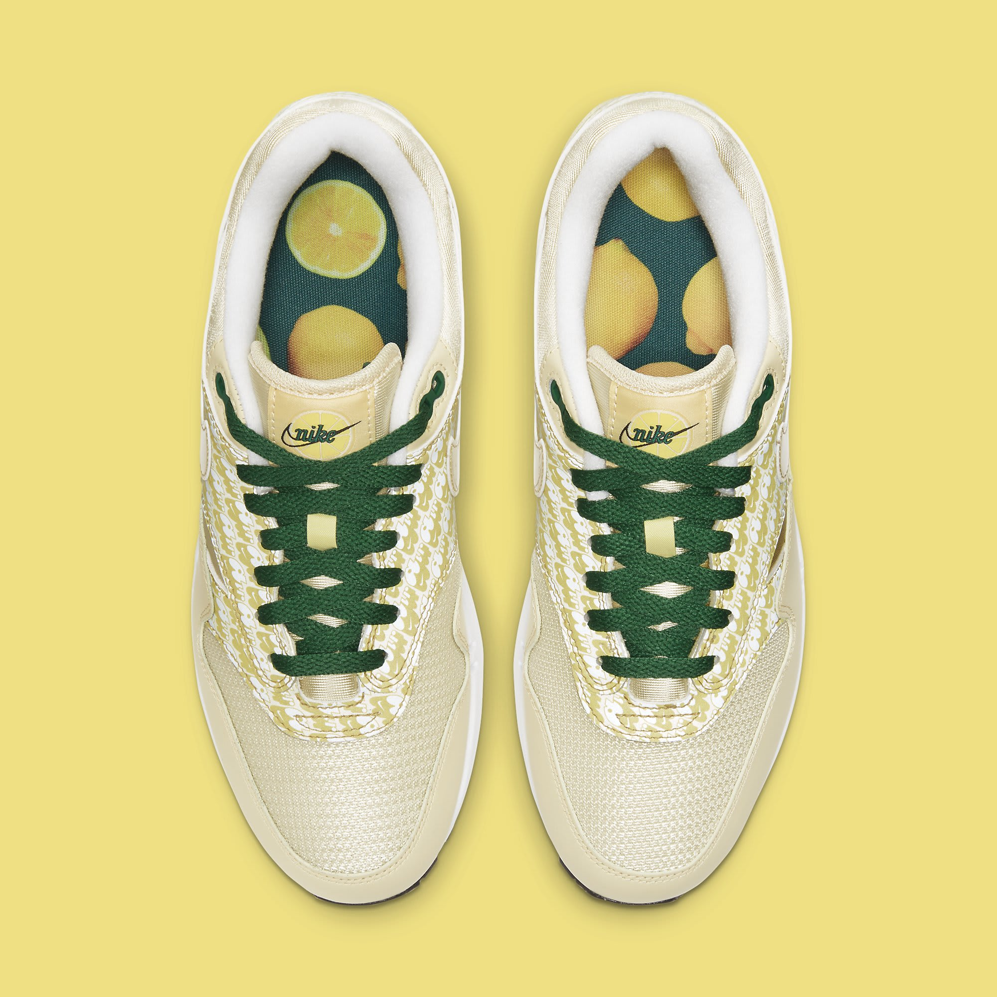 Nike Air Max 1 'Lemonade' CJ0609-700 Top