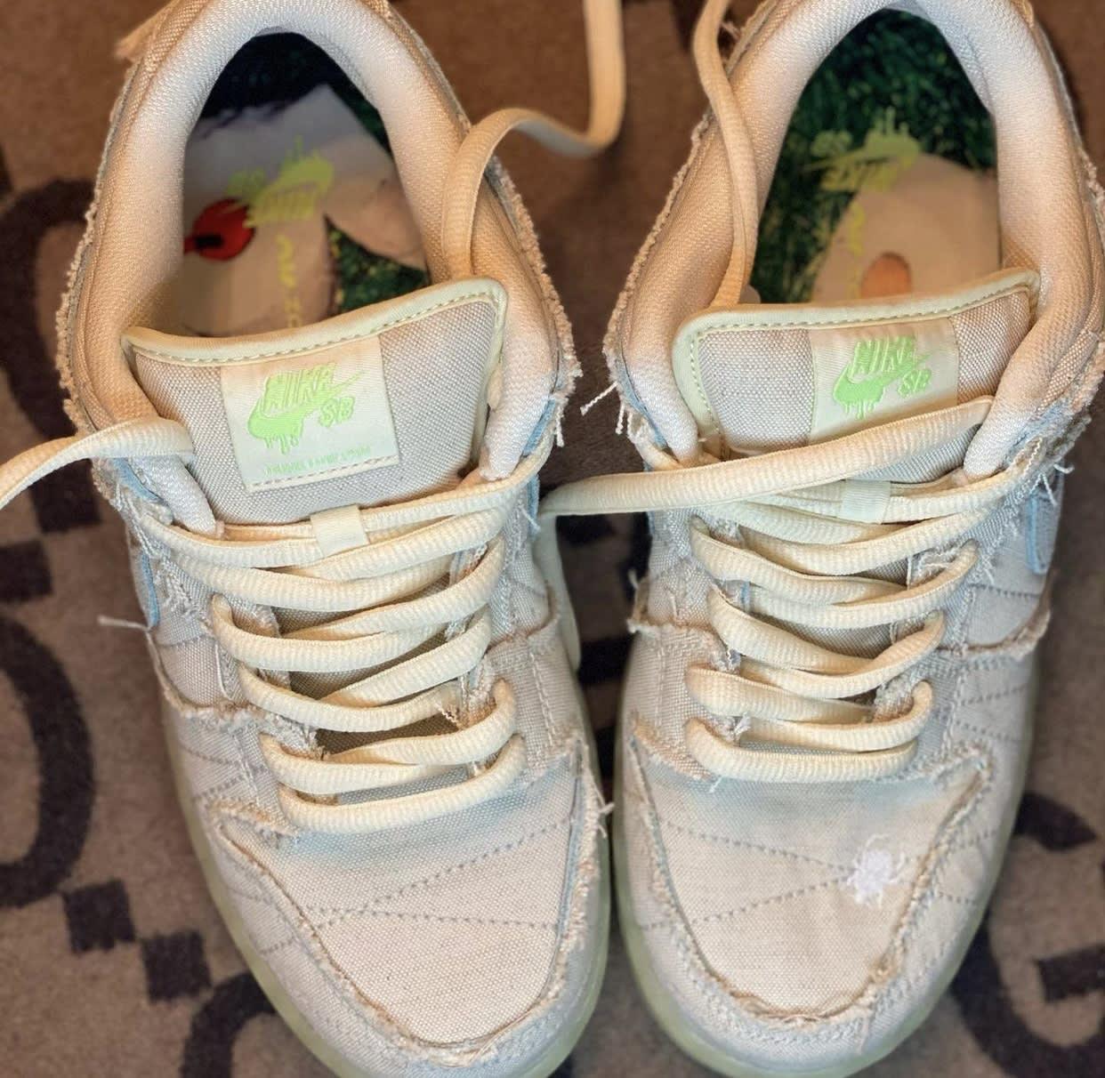 Nike SB Dunk Low Mummy Halloween DM0774-111 Top