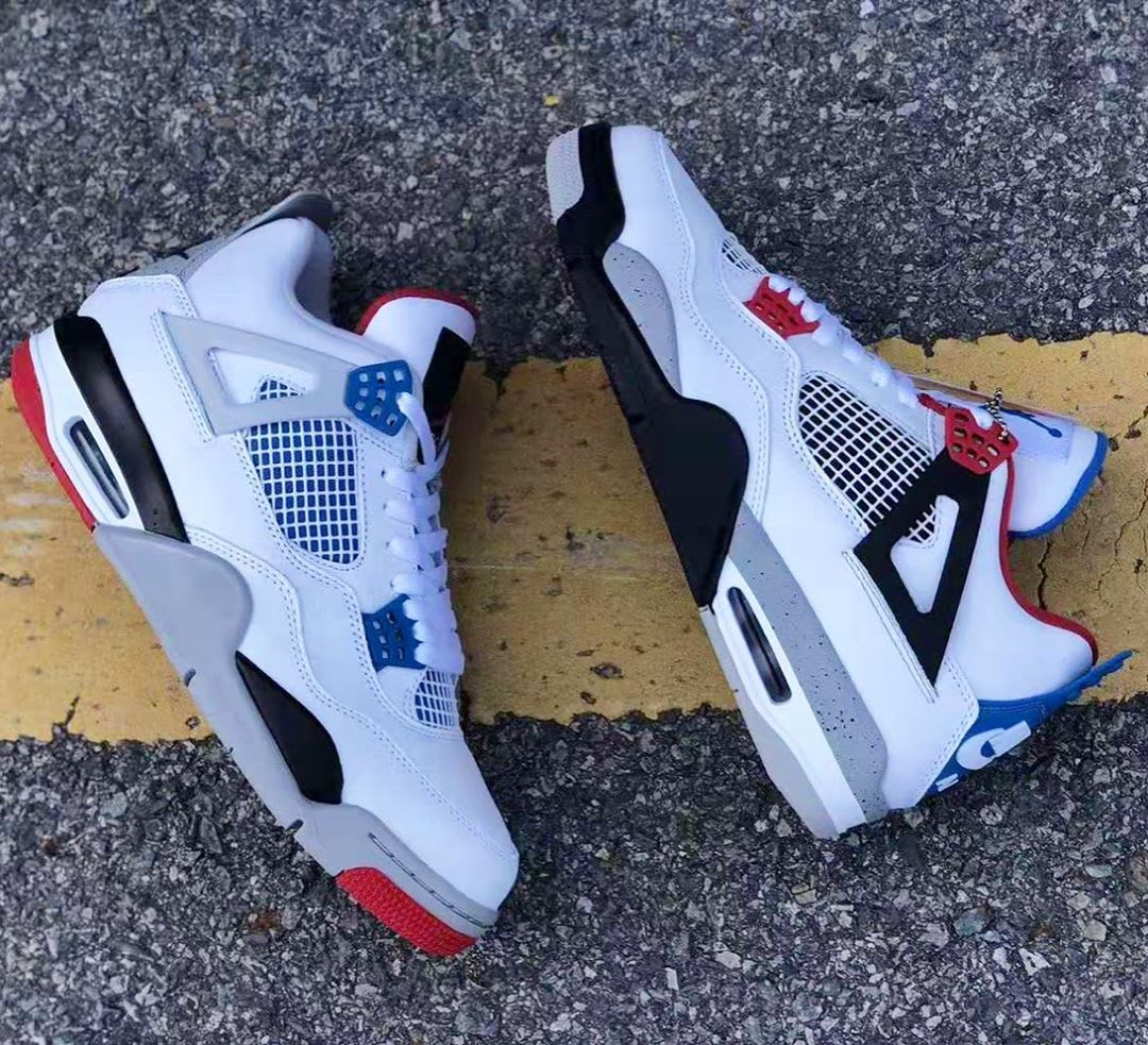 'What The' Air Jordan 4 Rumored to Be Releasing in November