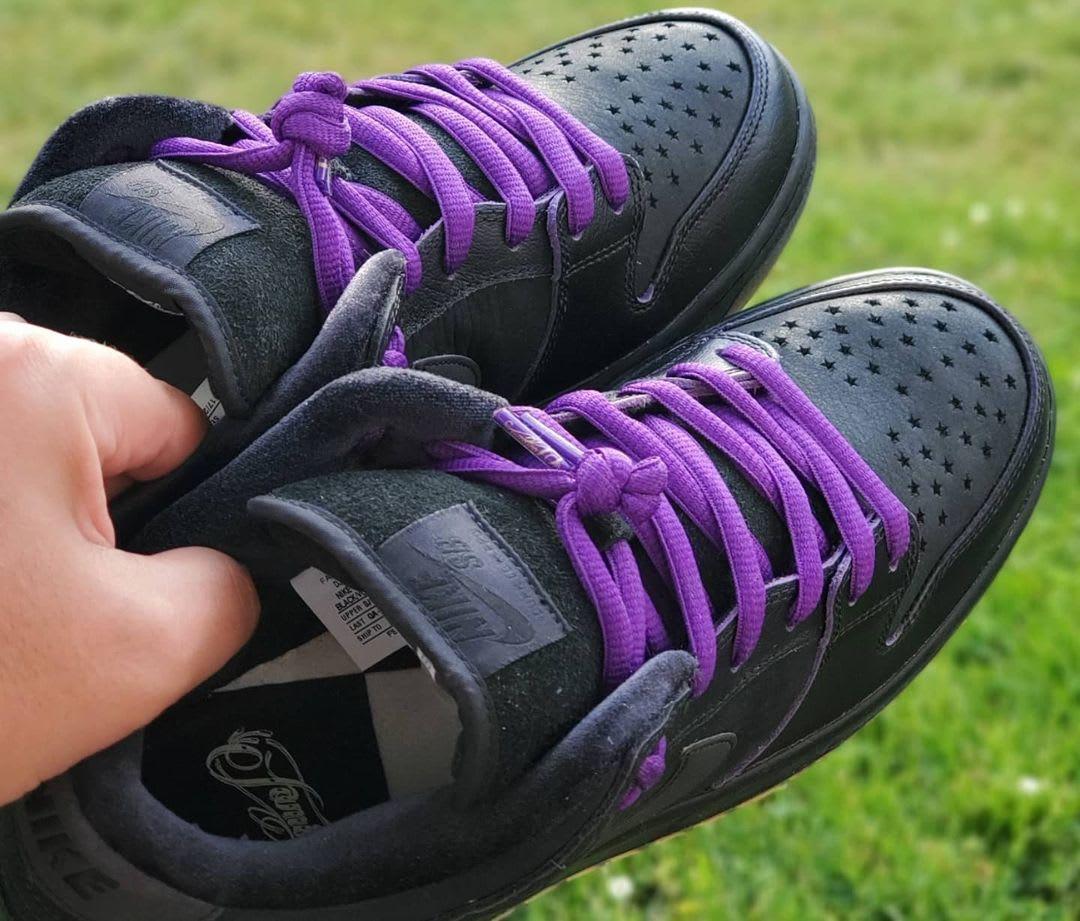 Familia x Nike SB Dunk Low 'First Avenue' Top