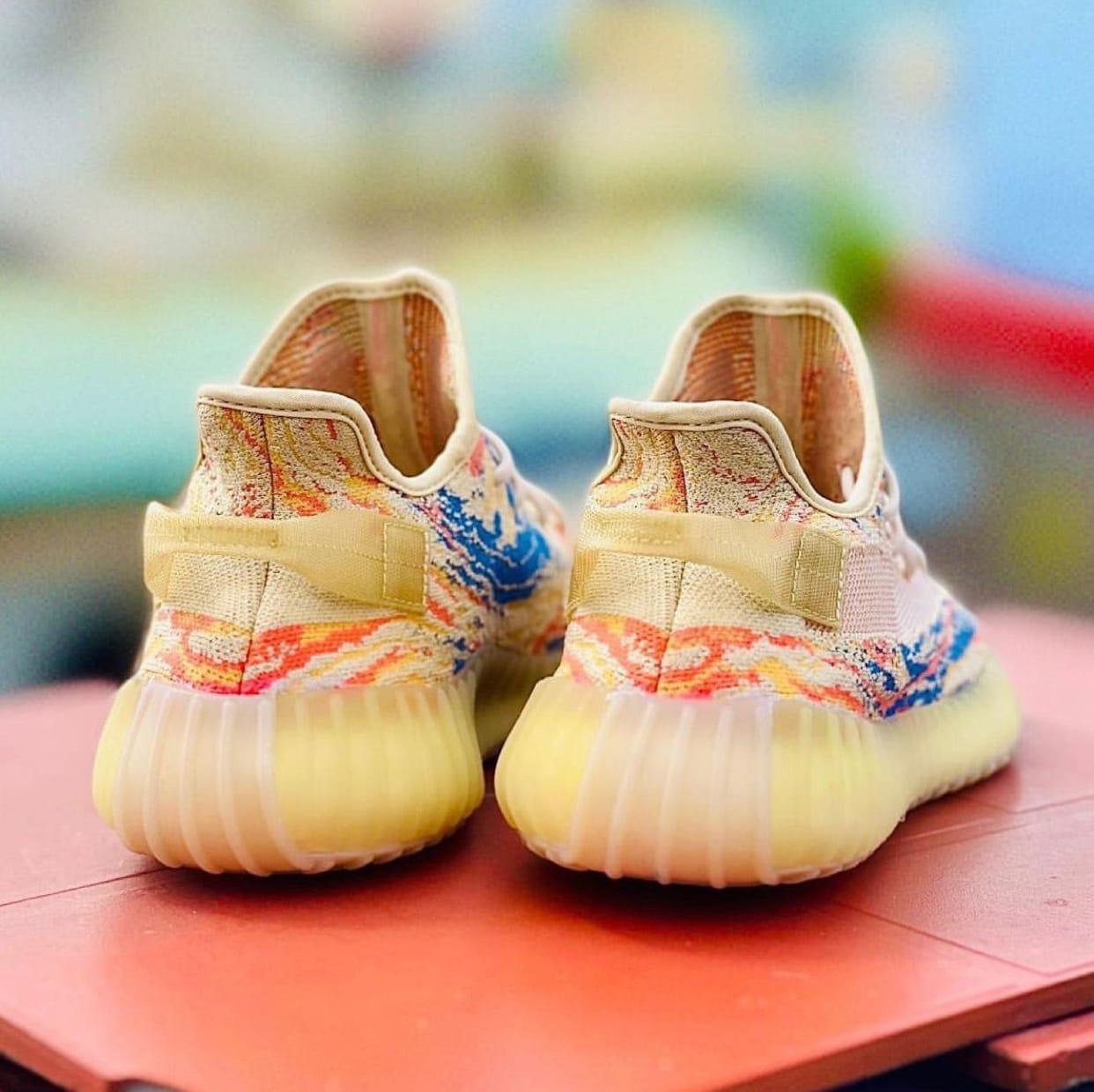Adidas Yeezy Boost 350 V2 'MX Oat' (Heel)
