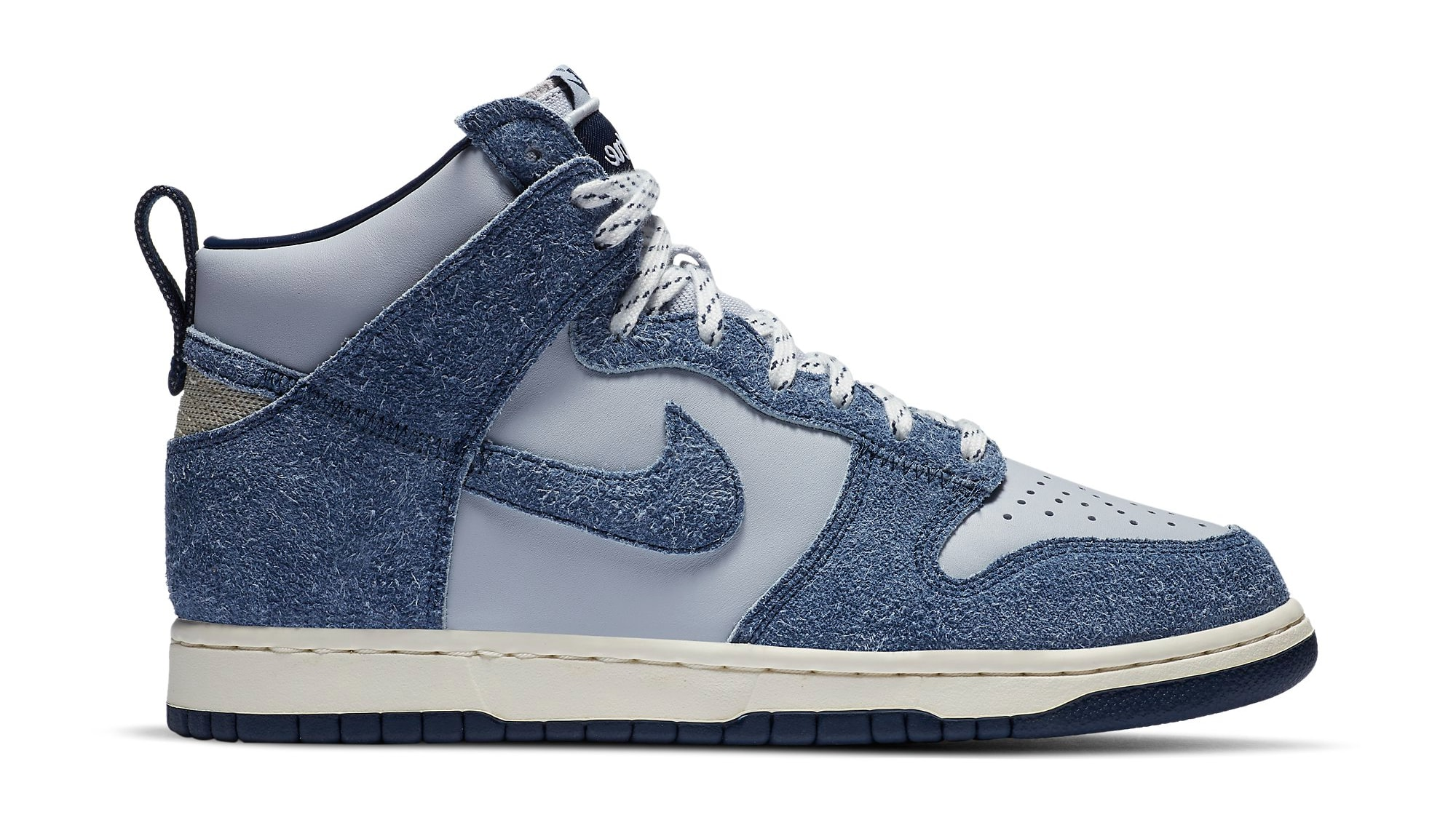 Notre x Nike Dunk High 'Midnight Navy' CW3092-400 Release Date