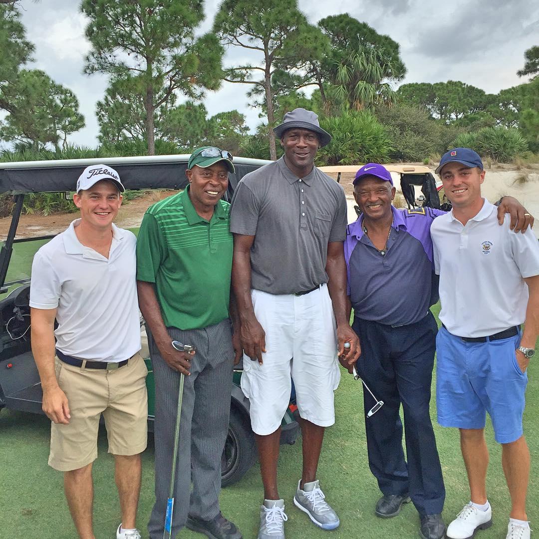 Michael Jordan Cool Grey Air Jordan 11 Golf