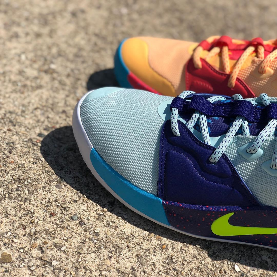 b5ef00e6 First Look Nike PG 3 'EYBL' | Sole Collector