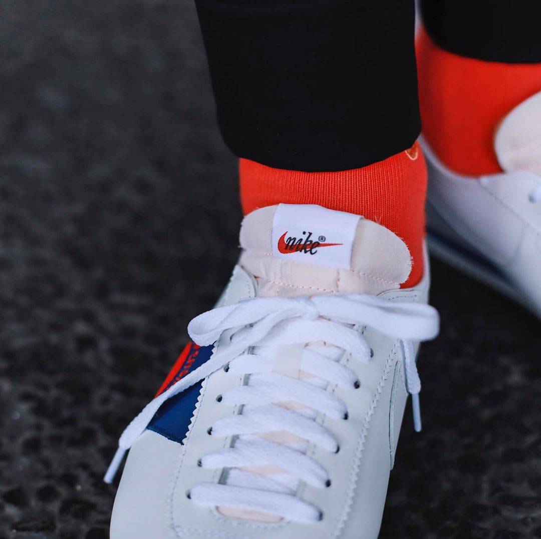 Shoe Dog x Nike Cortez '72 'Dimension Six' (Top)