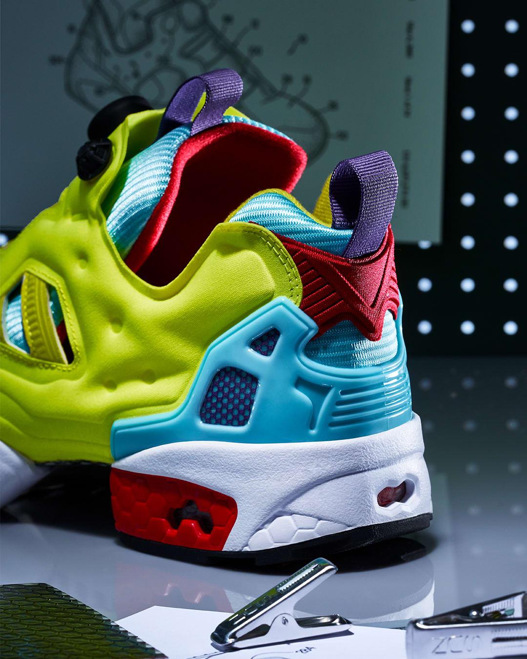 Adidas x Reebok ZX Pump Heel