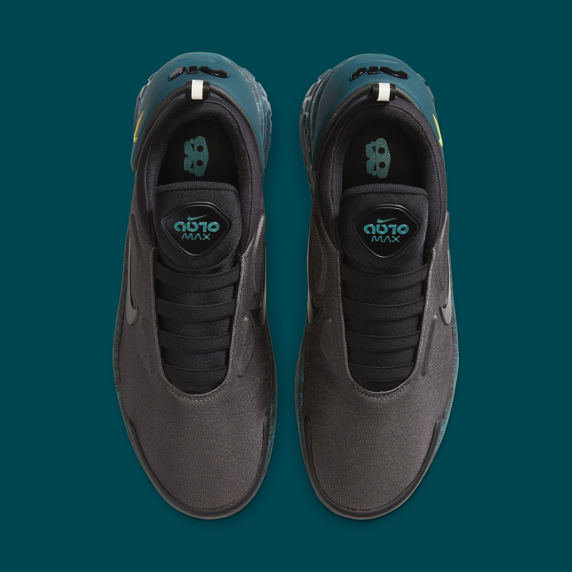 Nike Adapt Auto Max Anthracite Green Release Date CI5018-001 Top