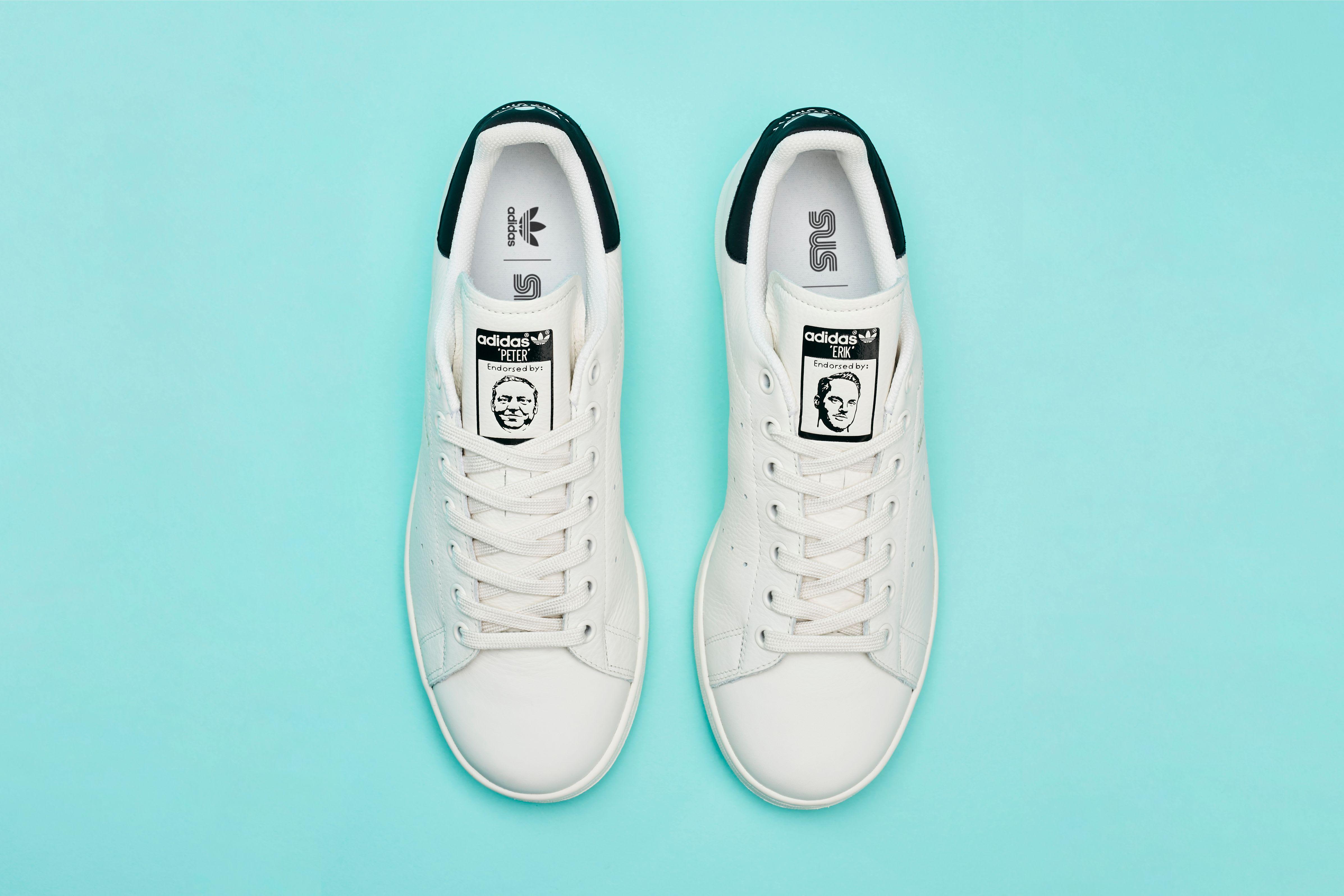 Sneakersnstuff x Adidas Consortium Stan Smith (Top)