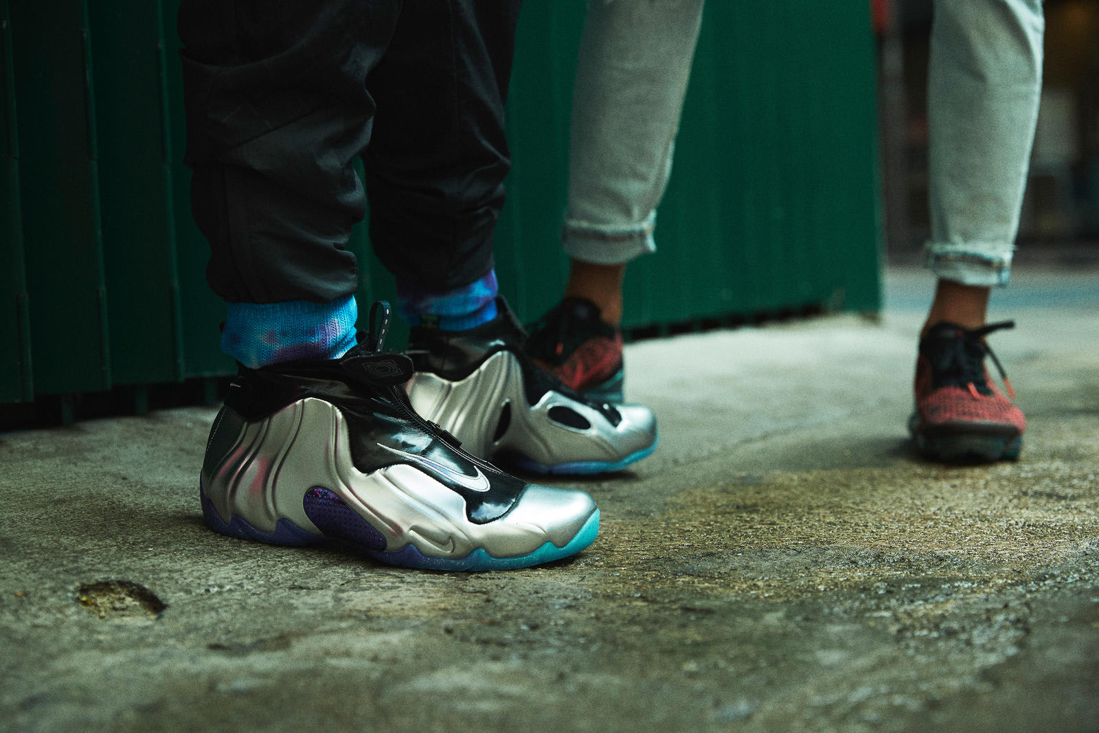 Nike China Hoop Dreams Air Flightposite
