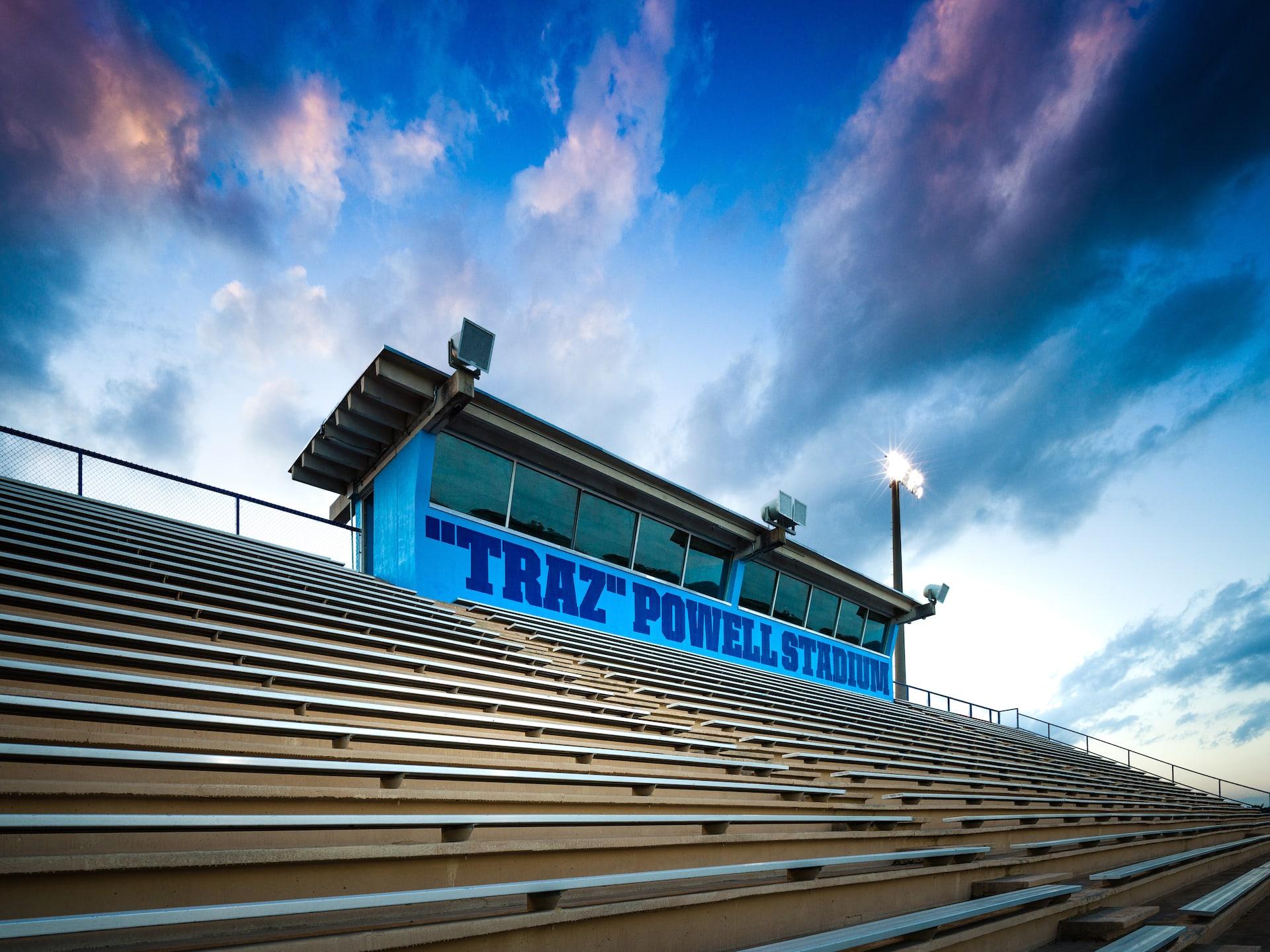 Nike Nathaniel Traz-Powell Stadium (Bleachers)