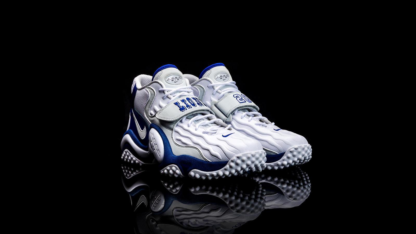 Nike Air Zoom Turf Jet 97 'Barry Sanders' (Pair Right)