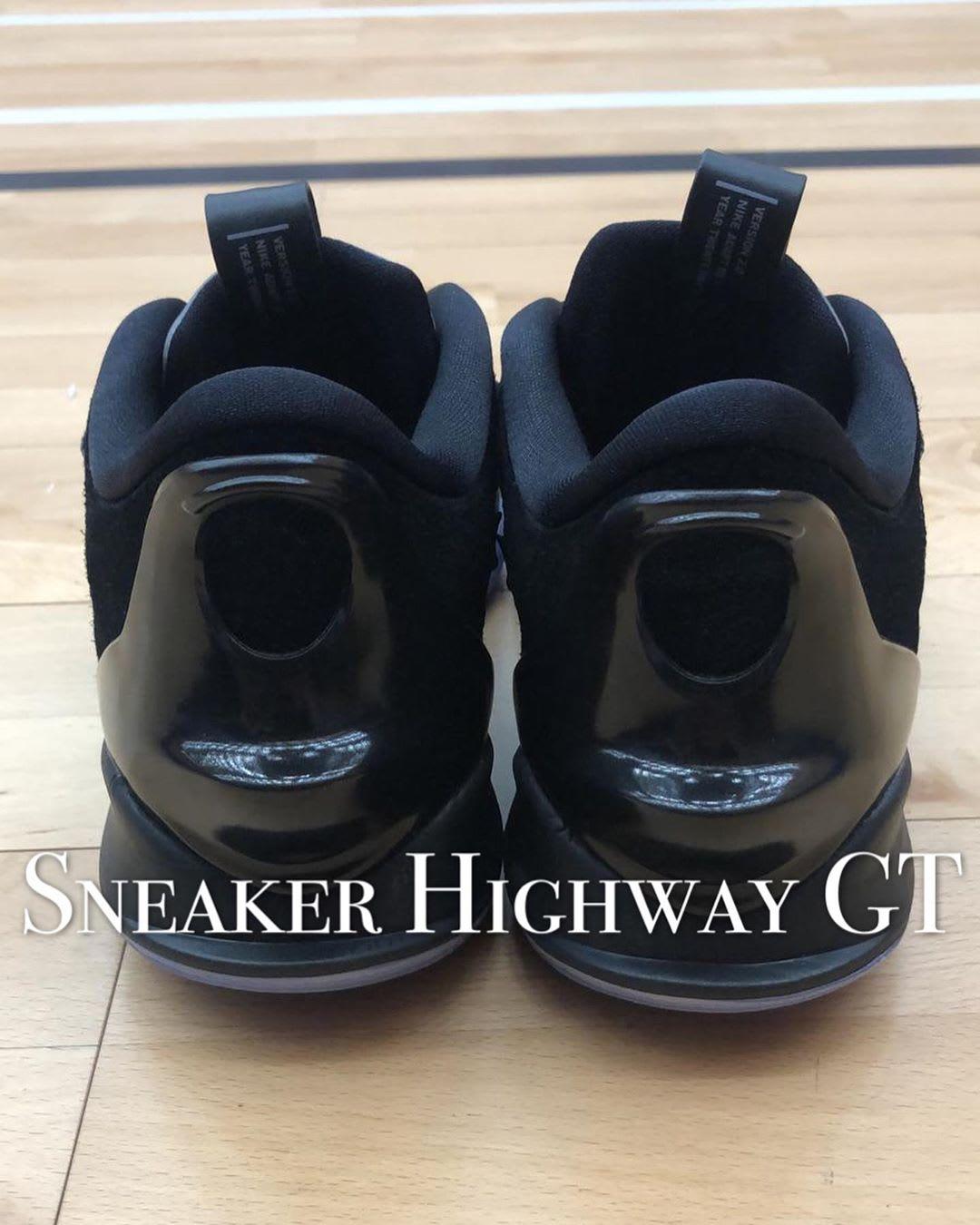 Nike Adapt BB 2 Black Heel