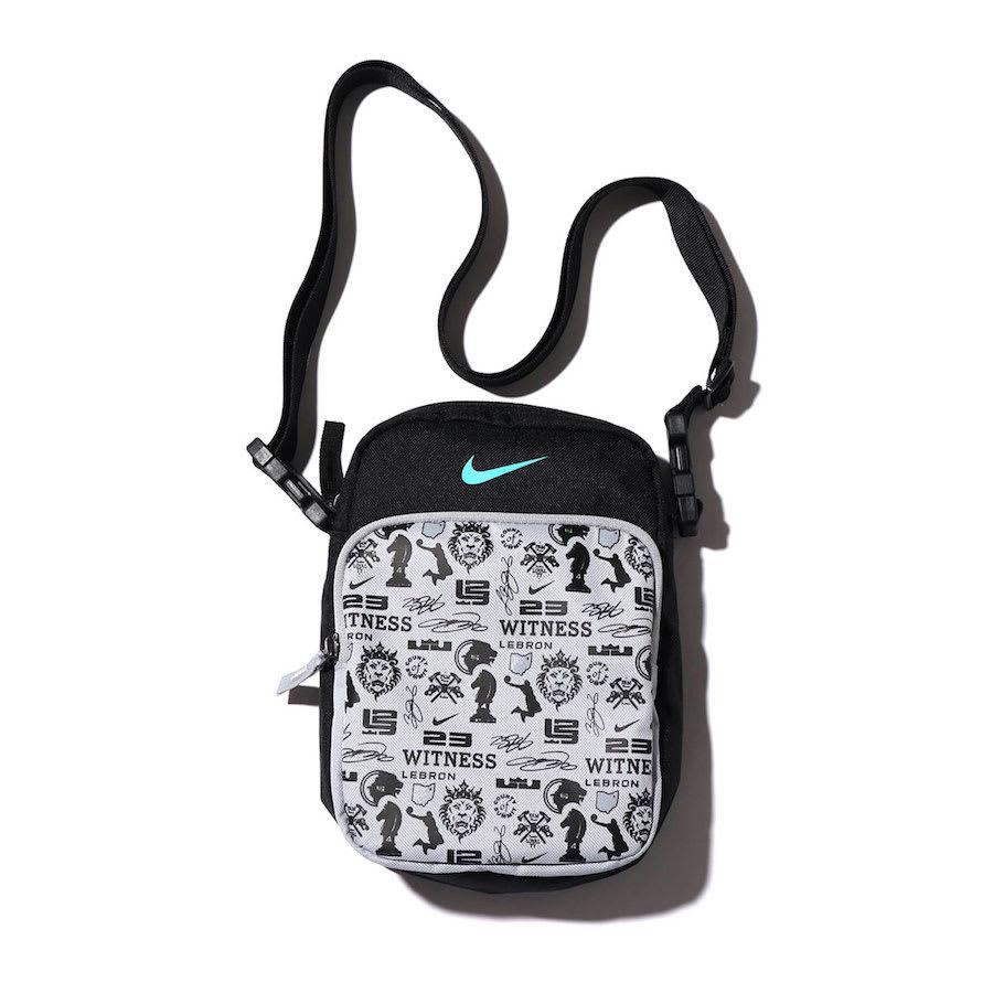 Atmos x Nike LeBron 16 Low 'Clear Jade' CD9471-003 (Shoulder Bag)