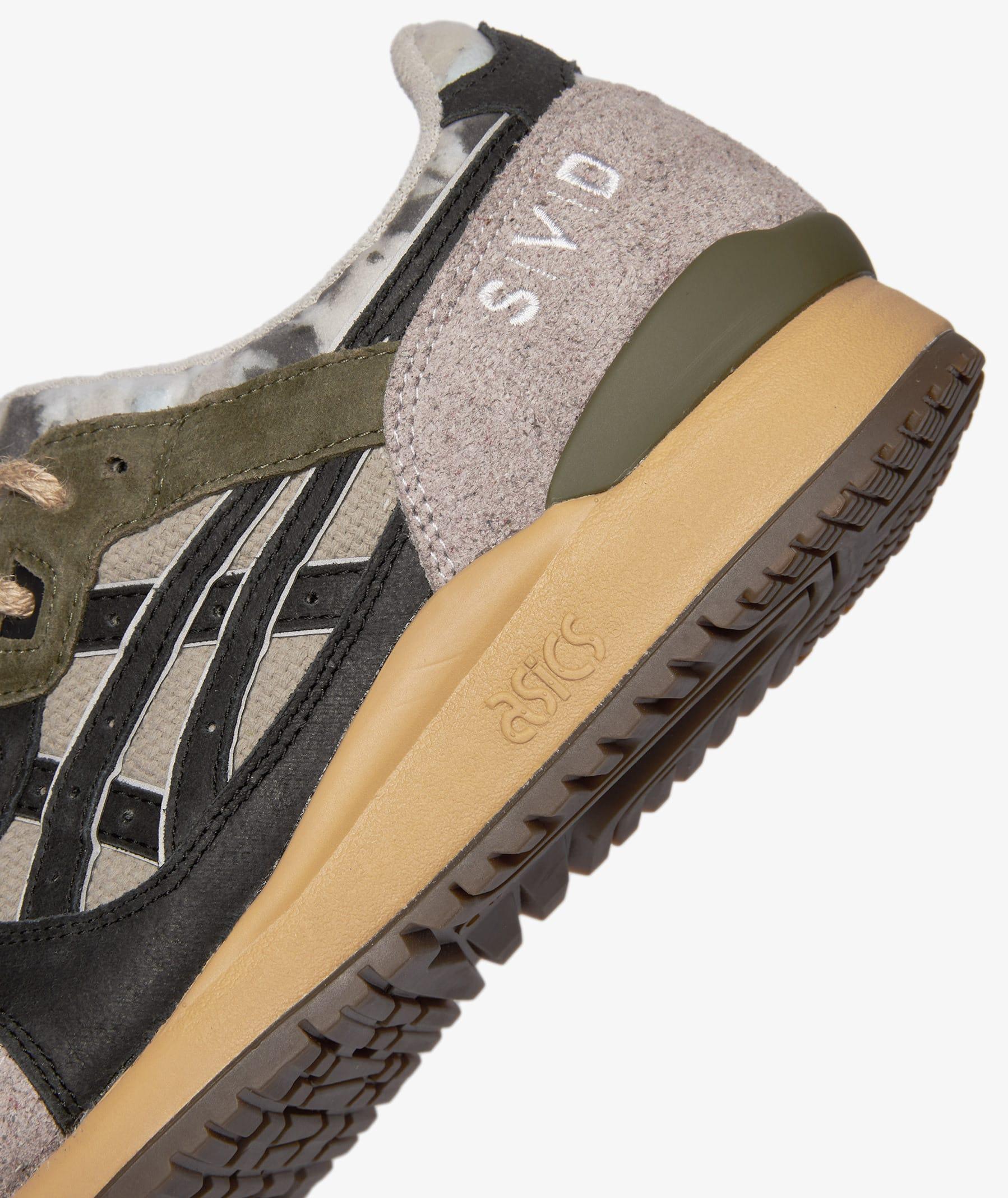 SVD x Asics Gel-Lyte 3 Heel