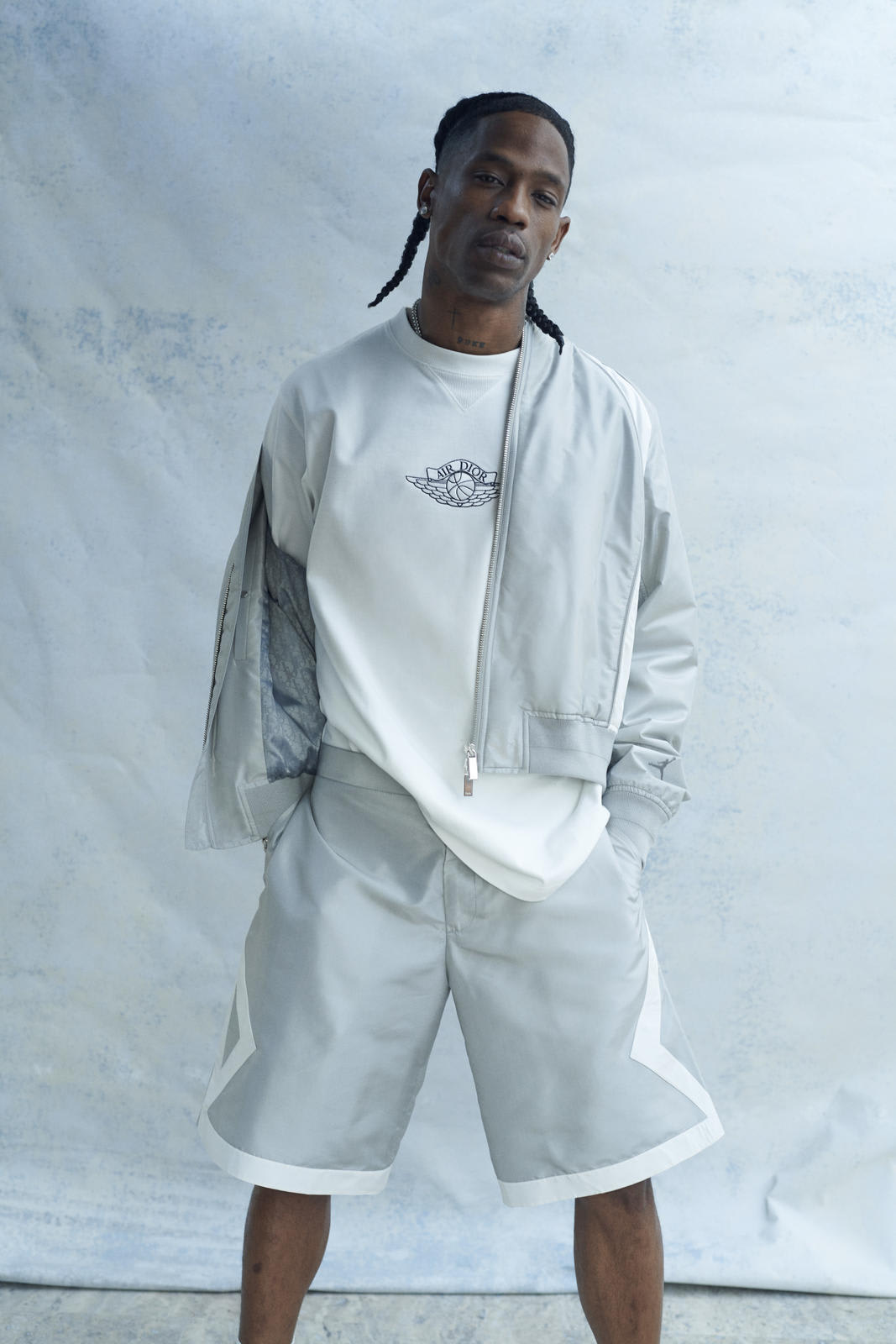 Travis Scott Dior Air Jordan Apparel
