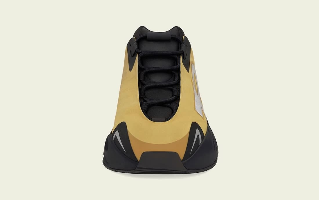 Adidas Yeezy 700 MNVN Honey Flux Release Date GZ0717 Front