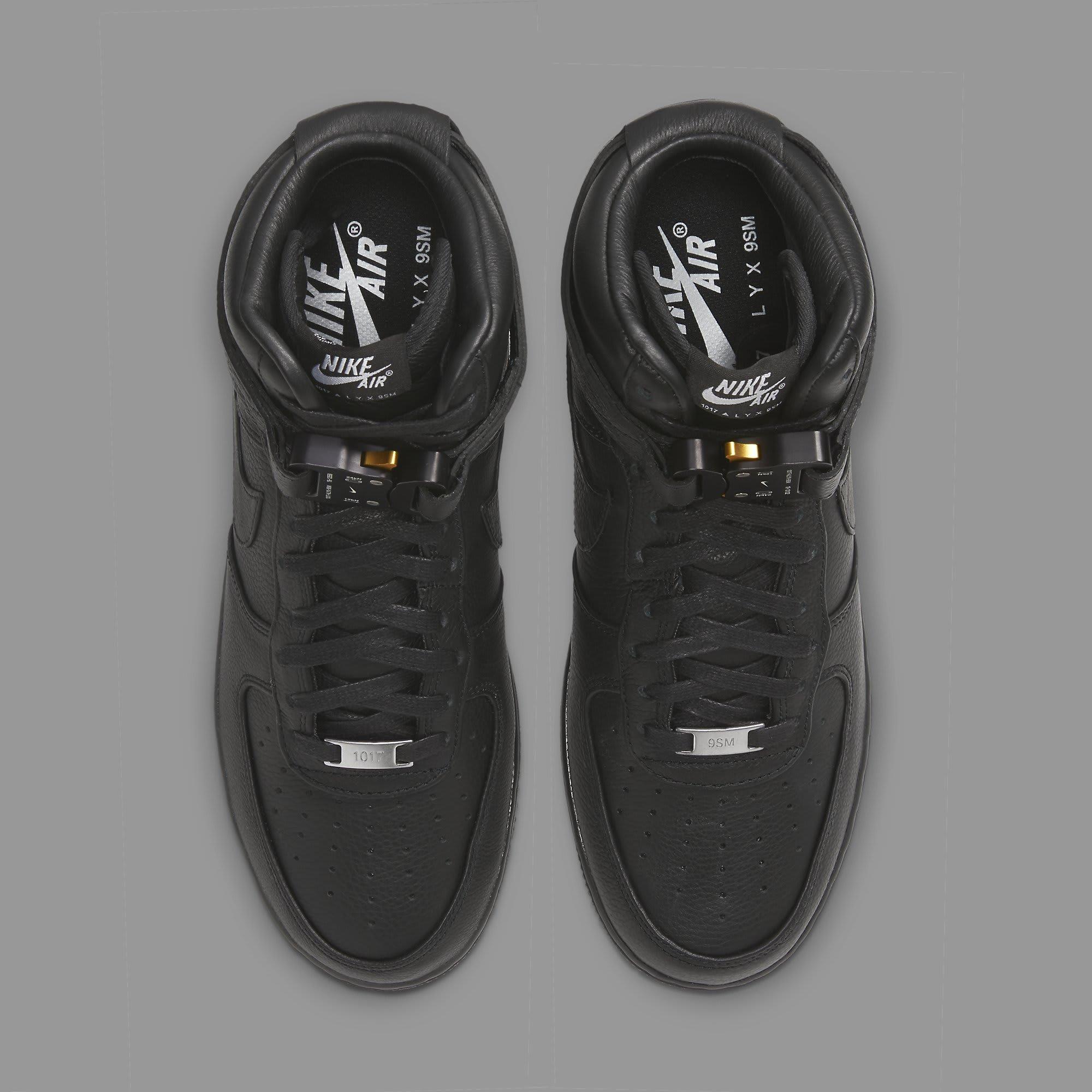 Alyx x Nike Air Force 1 High CQ4018-001 Top