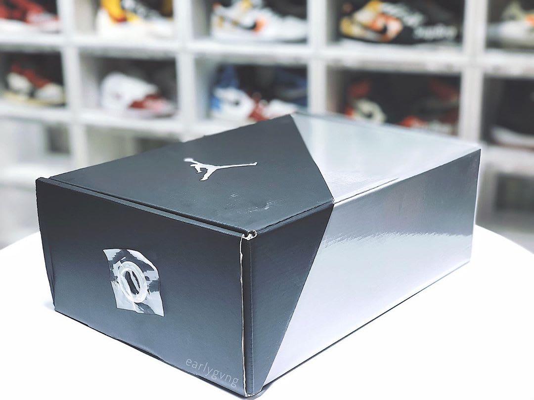 Air Jordan 11 XI 25th Anniversary Box CT8012-011