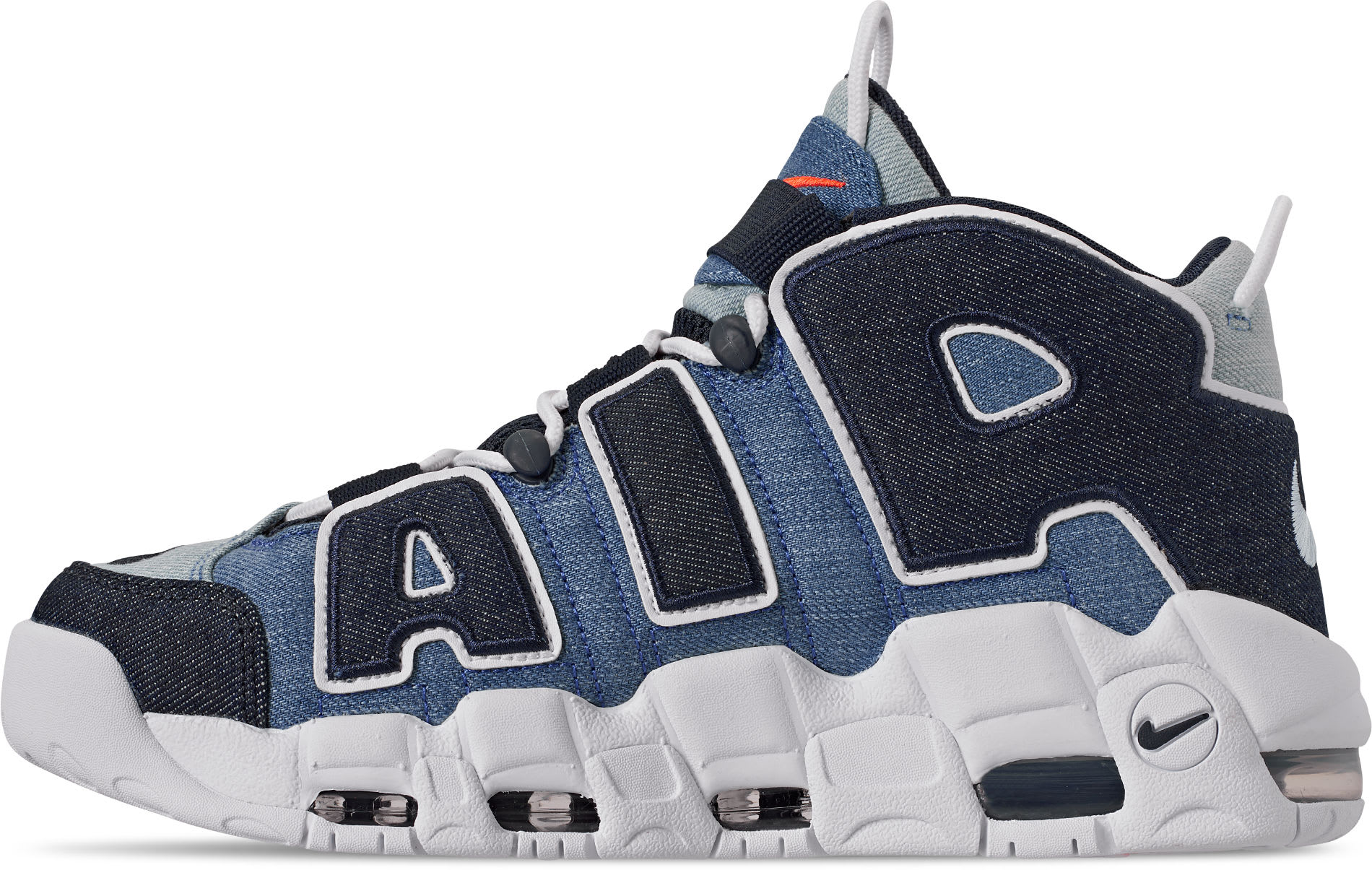 Nike Air Mais Uptempo 'Denim' CJ6125-100 Medial