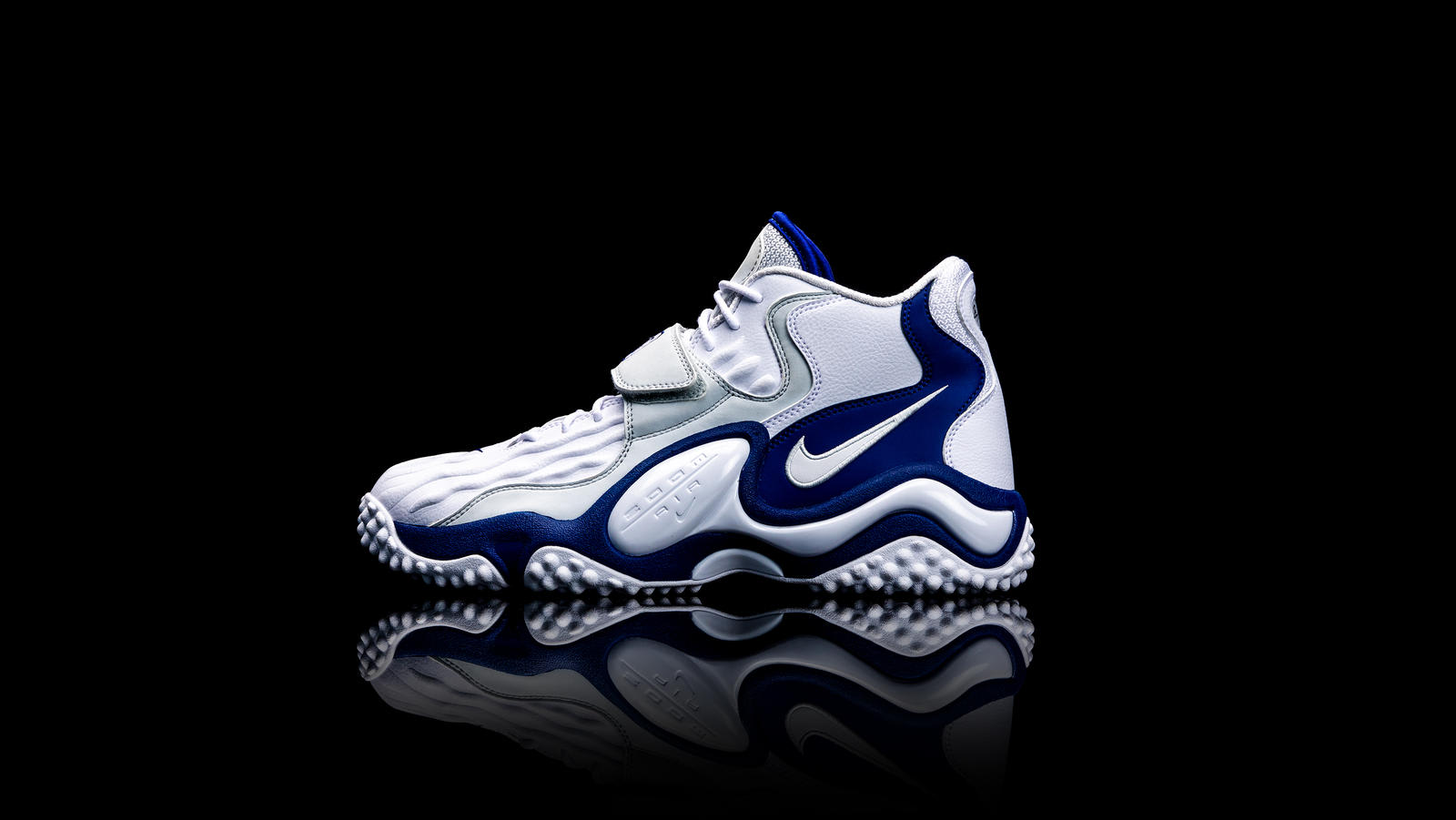 Nike Air Zoom Turf Jet 97 'Barry Sanders' (Left Lateral 2)