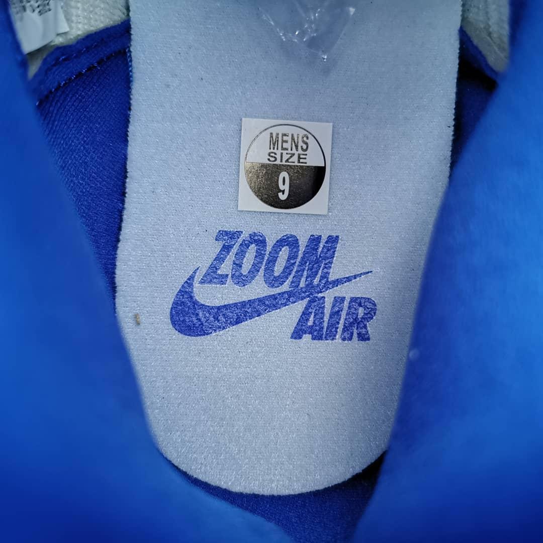 Air Jordan 1 High Zoom R2T 'White/Racer Blue' CK6637-104 (Insole)