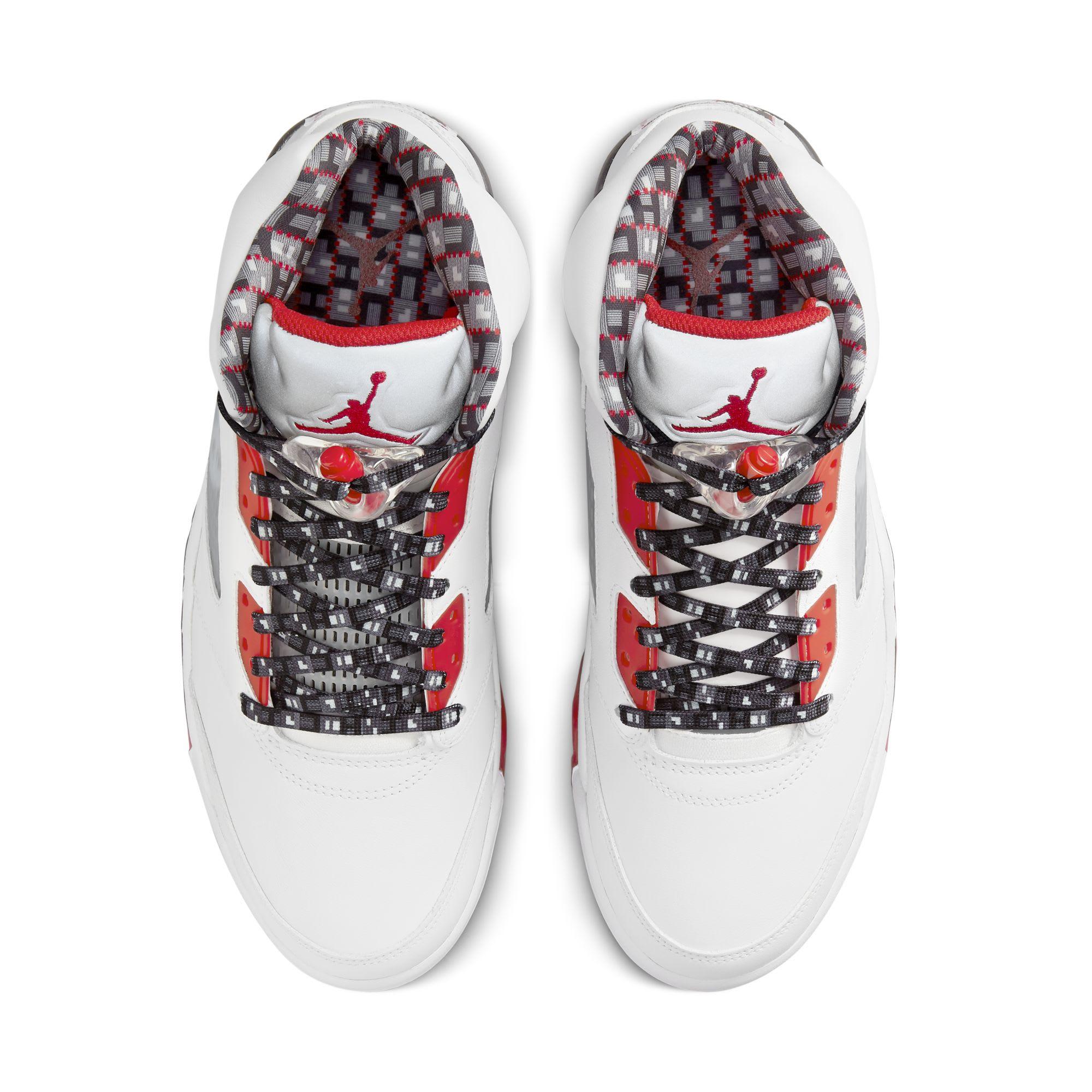Air Jordan 5 V Quai 54 2021 Release Date Top