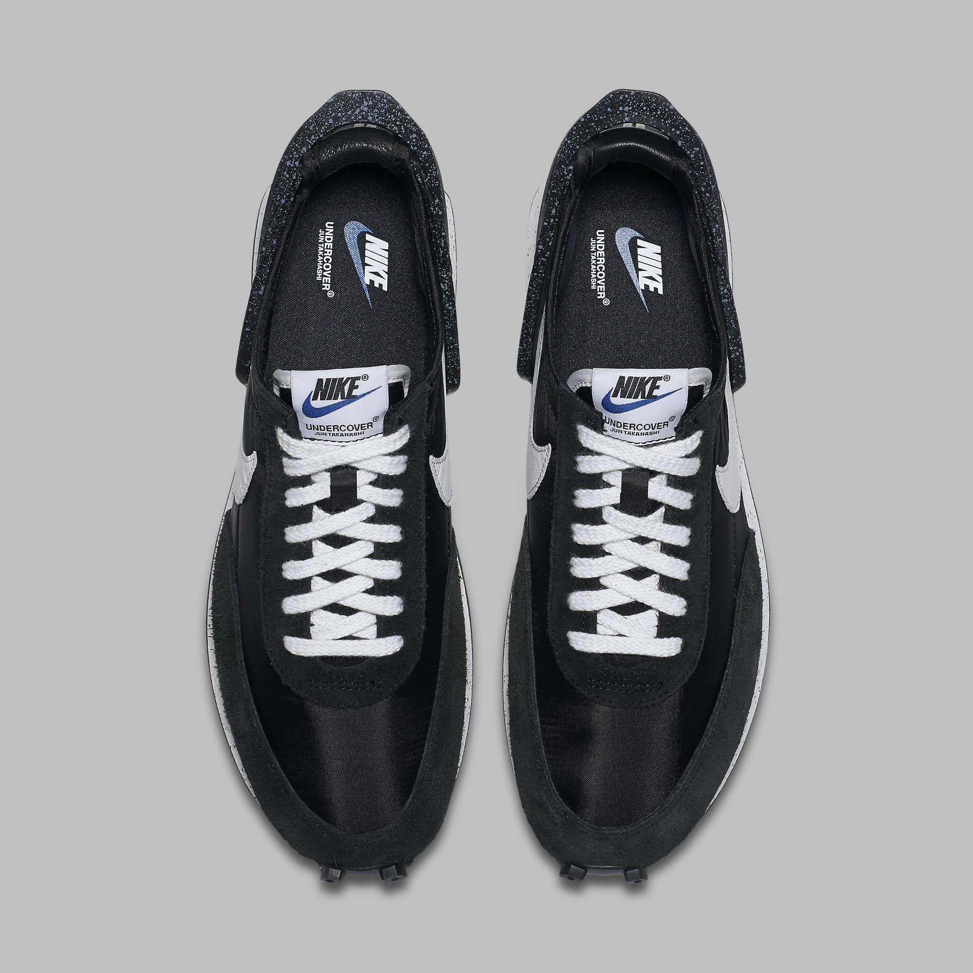 Undercover x Nike Daybreak 'Black' BV4594-001 Top