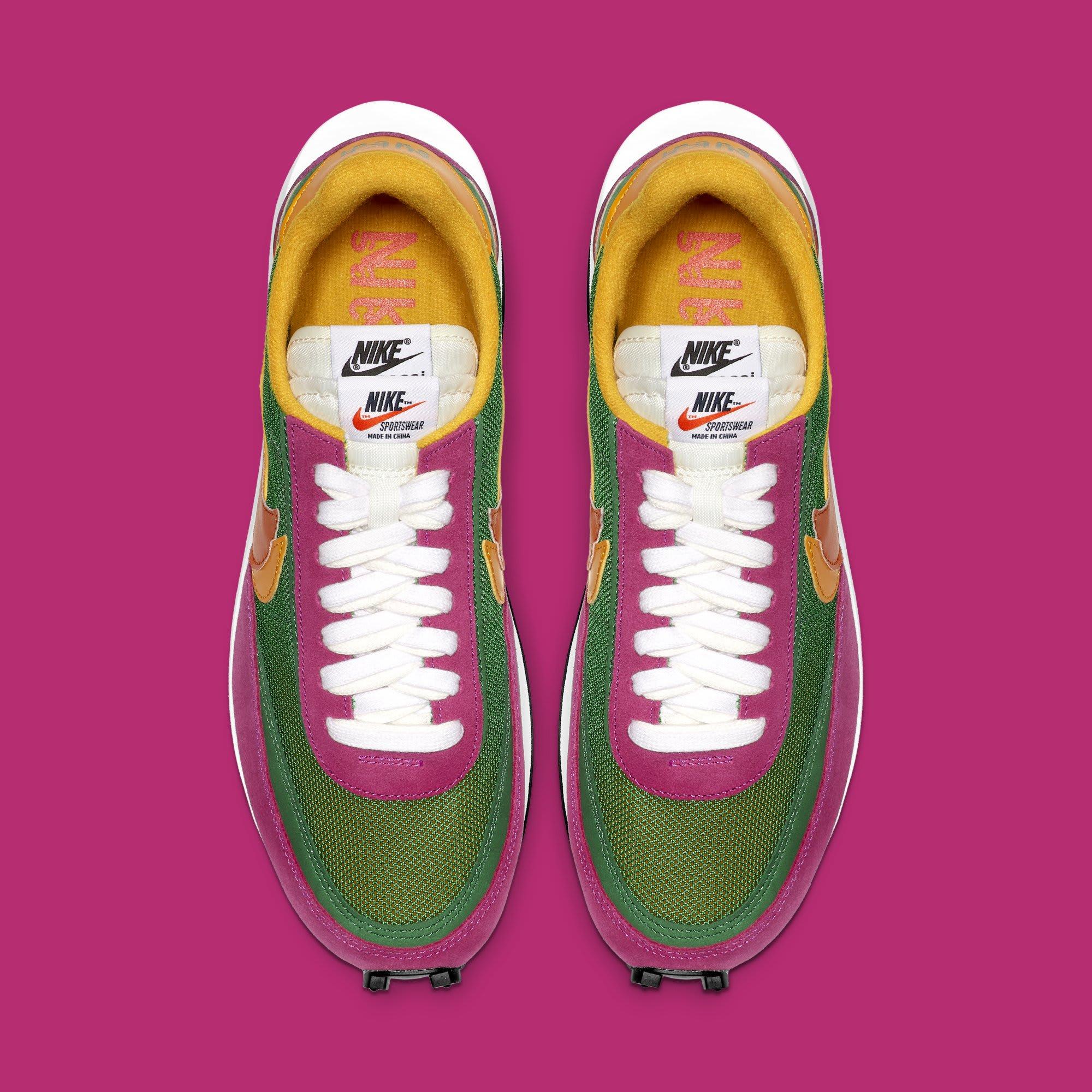 Sacai x Nike LDWaffle BV0073-301 (Top)
