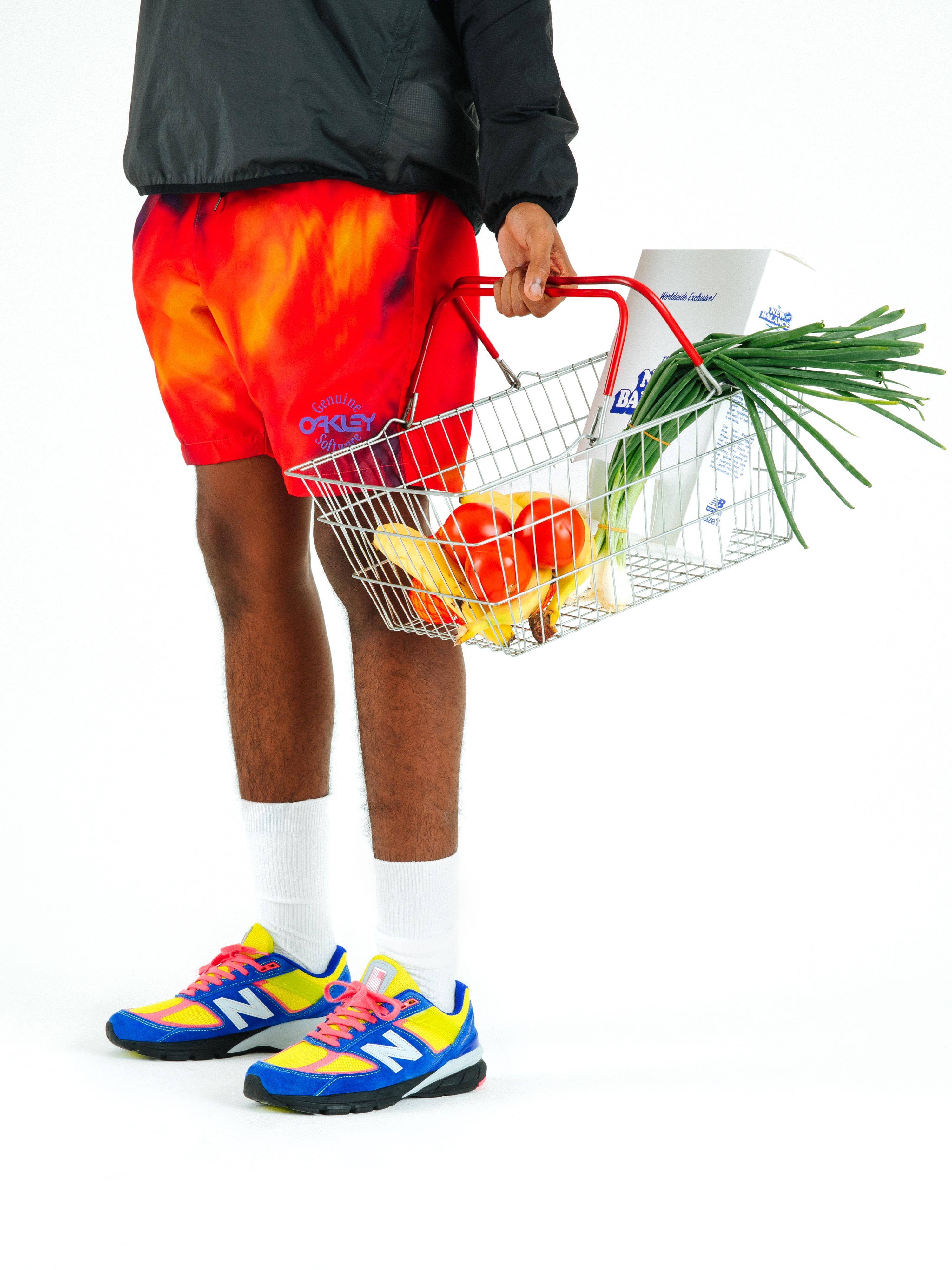 Size? New Balance 990v5 Release Date Basket