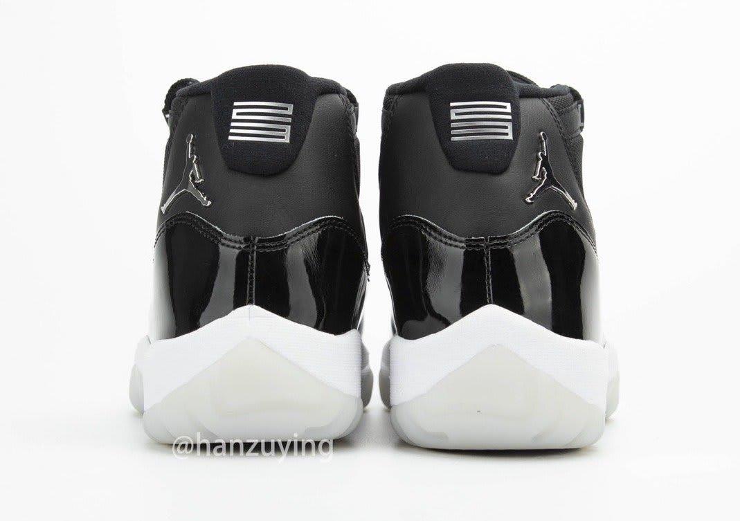 Air Jordan 11 Retro Black Multi Color White Ct8012 011 Release Date Sole Collector