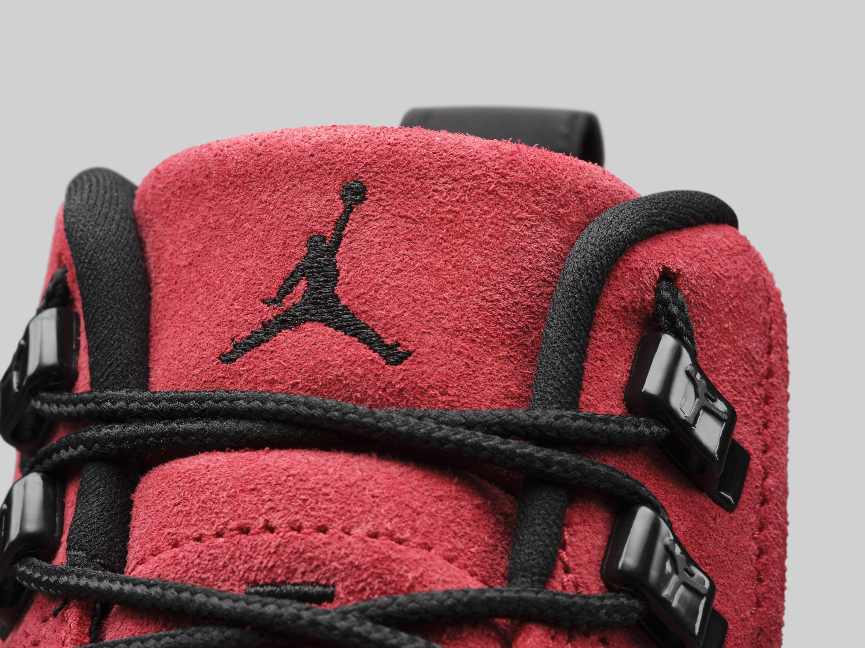 Air Jordan 12 Retro 'Reverse Flu Game' CT8013-602 Tongue
