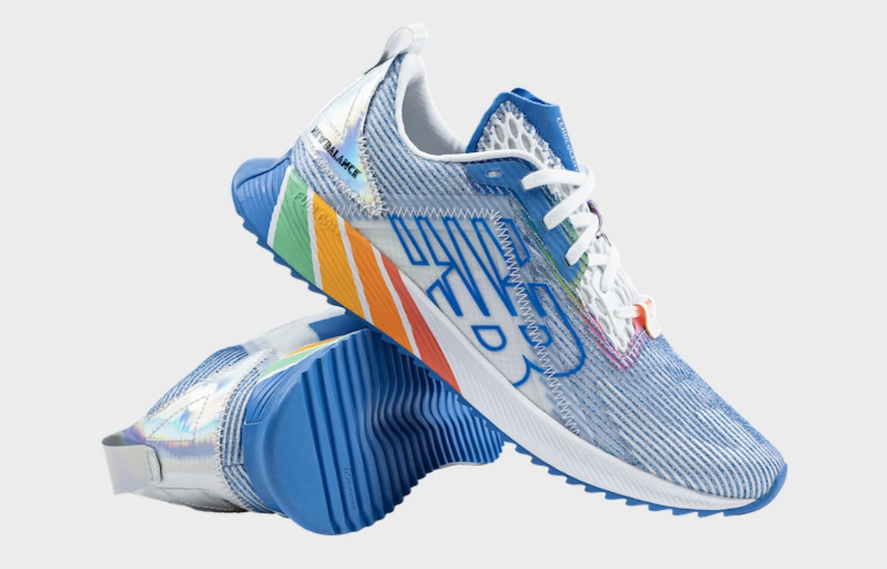 New Balance FuelCell Echo 'Pride' 2020 Pair