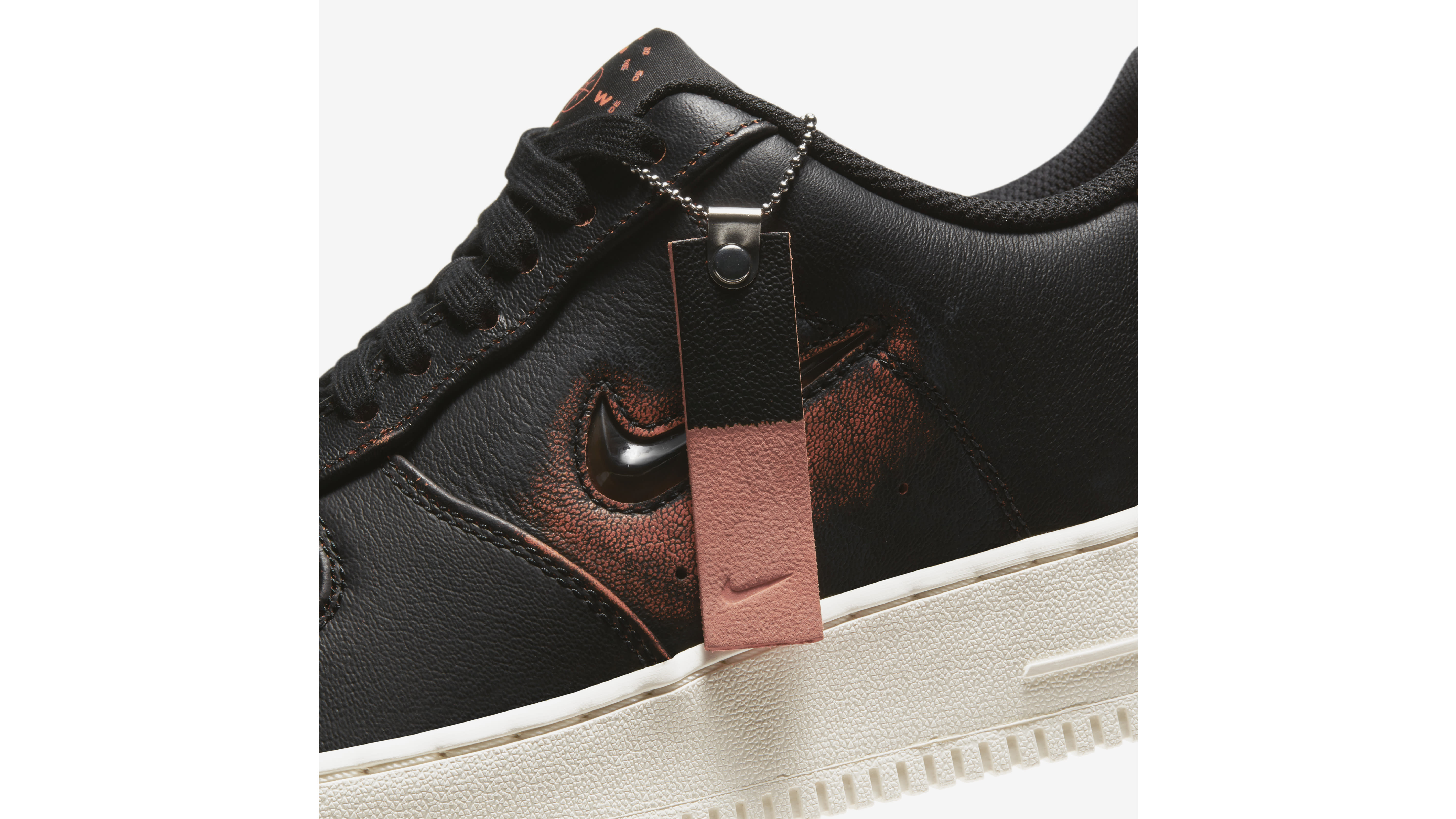Nike Air Force 1 Low Jewel Premium Rub-Away