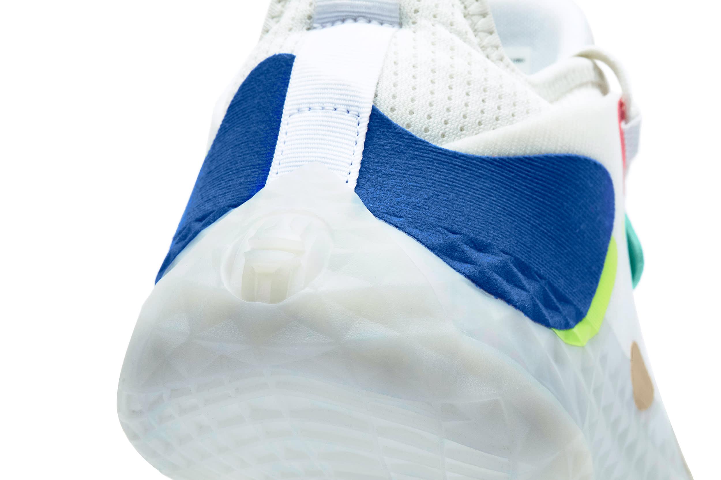 Adidas Harden Vol. 5 Heel