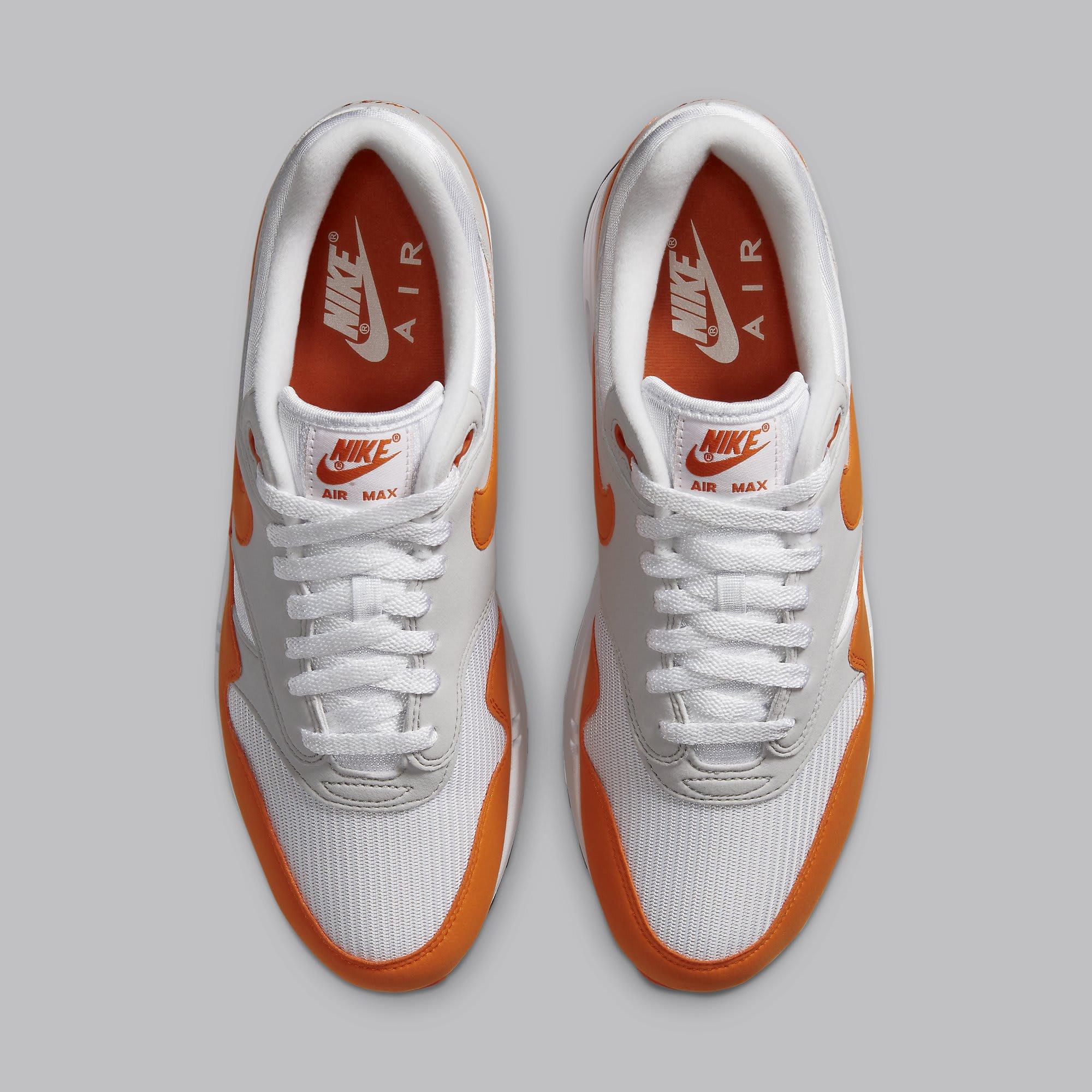 Nike Air Max 1 'Magma Orange' Release Date DC1454-101 | Sole ...