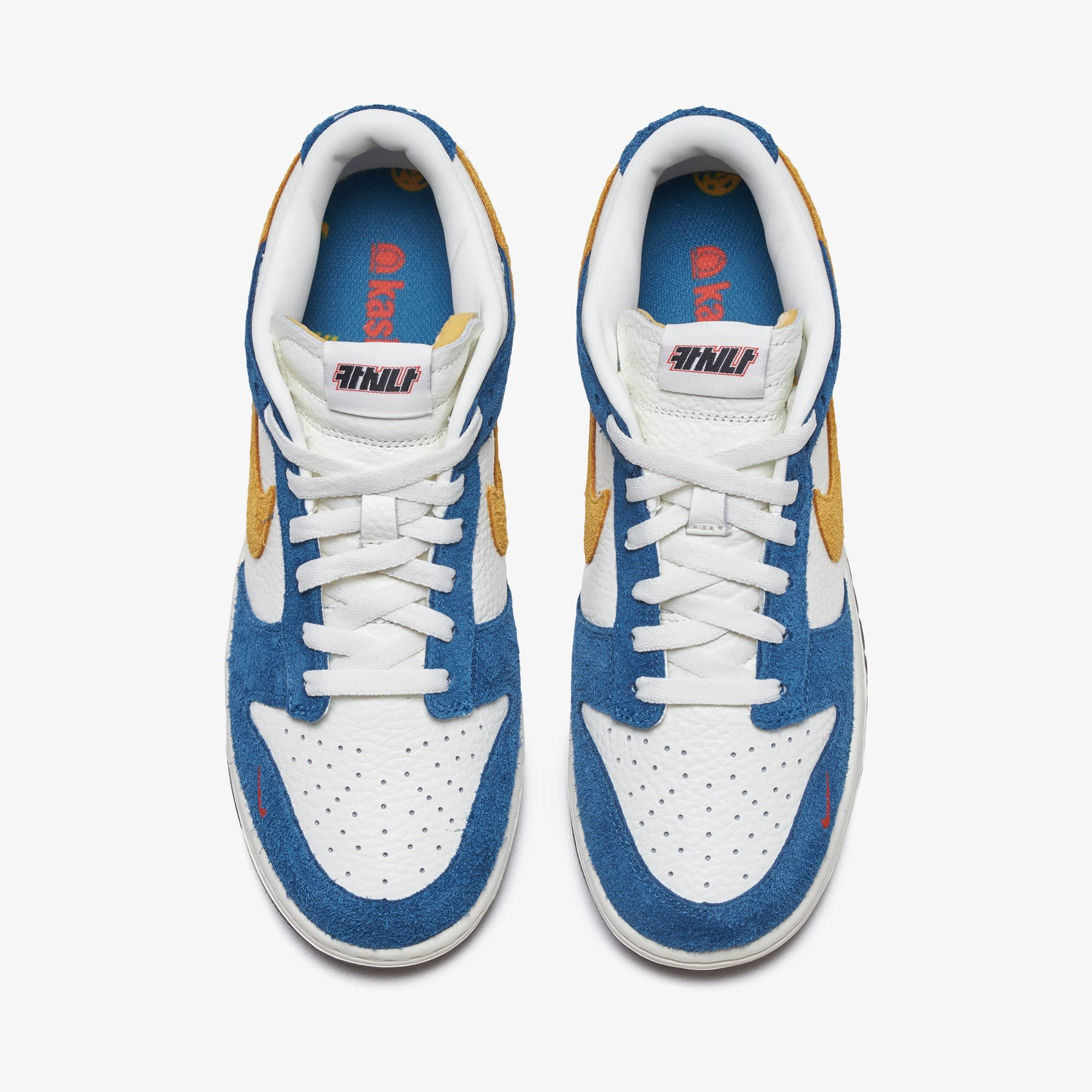 Kasina x Nike Dunk Low 'Industrial Blue' CZ6501-100 Top