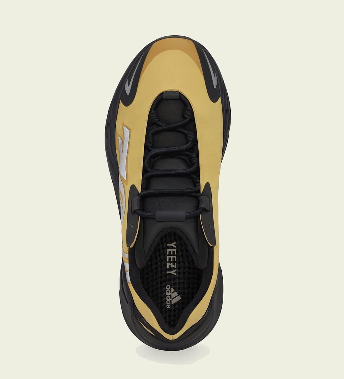 Adidas Yeezy 700 MNVN Honey Flux Release Date GZ0717 Top