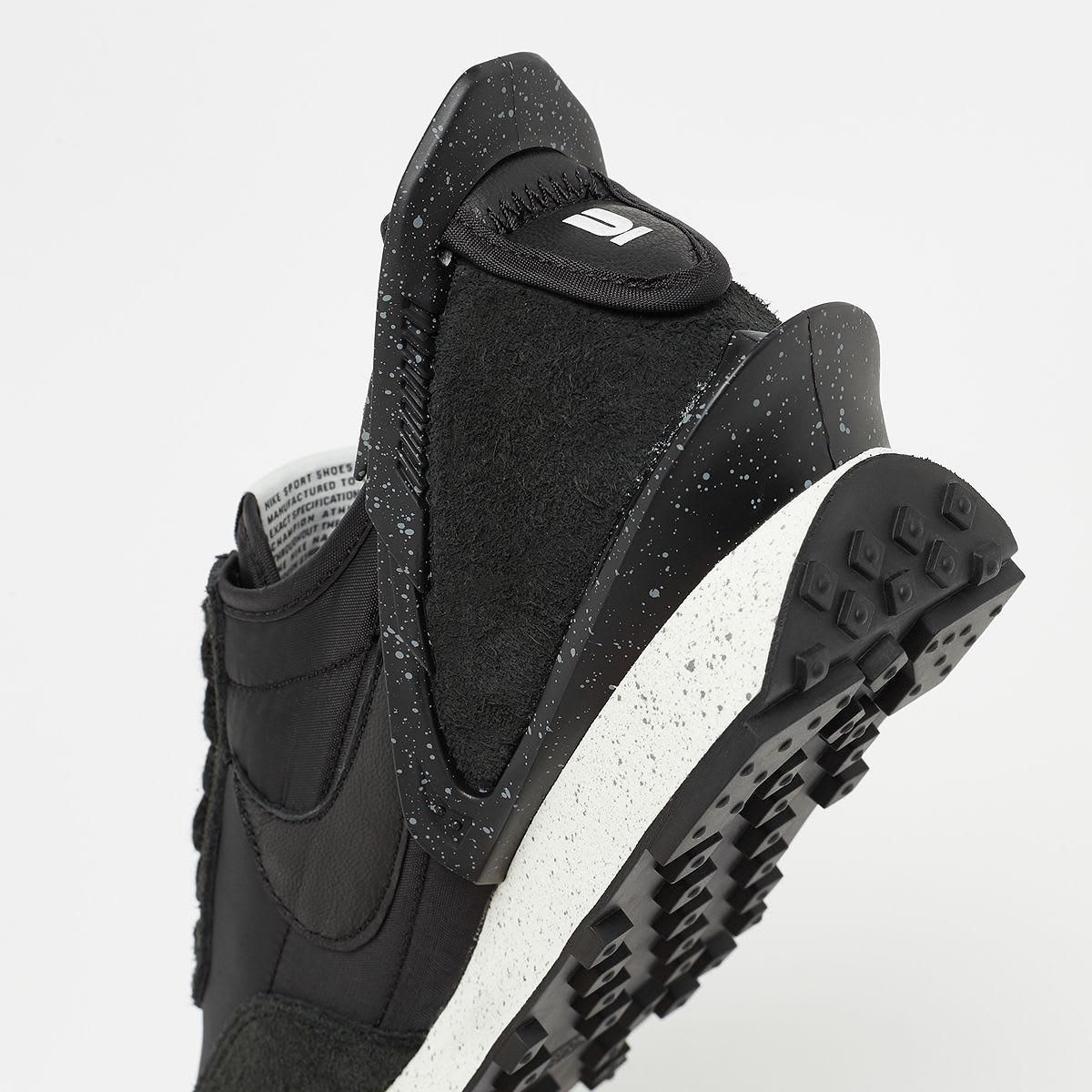 Undercover x Nike Daybreak CJ3295-001 (Heel)