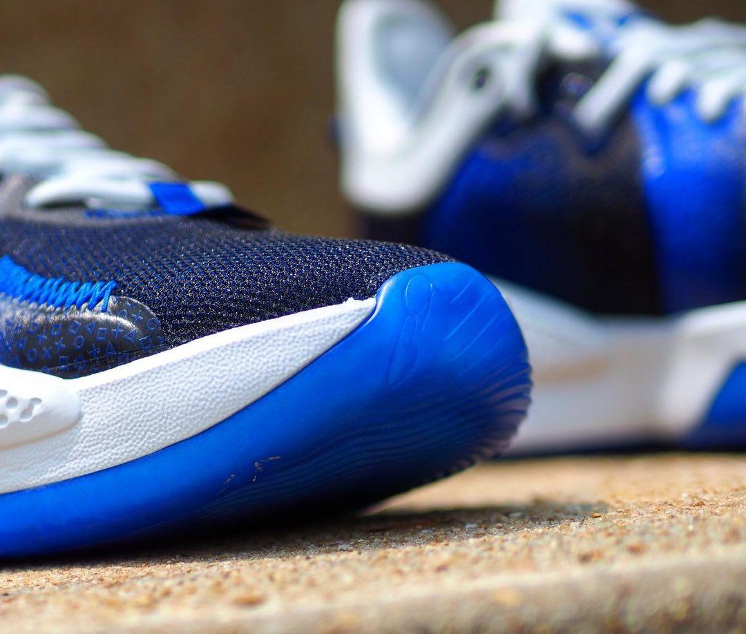 Nike PG 5 'Playstation 5' Toe