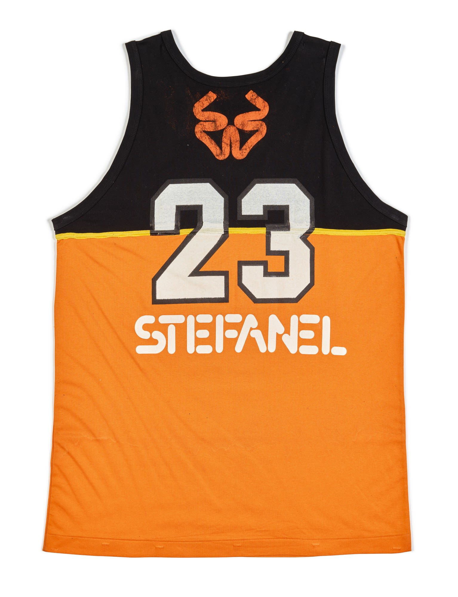 Michael Jordan Shattered Backboard Jersey Back