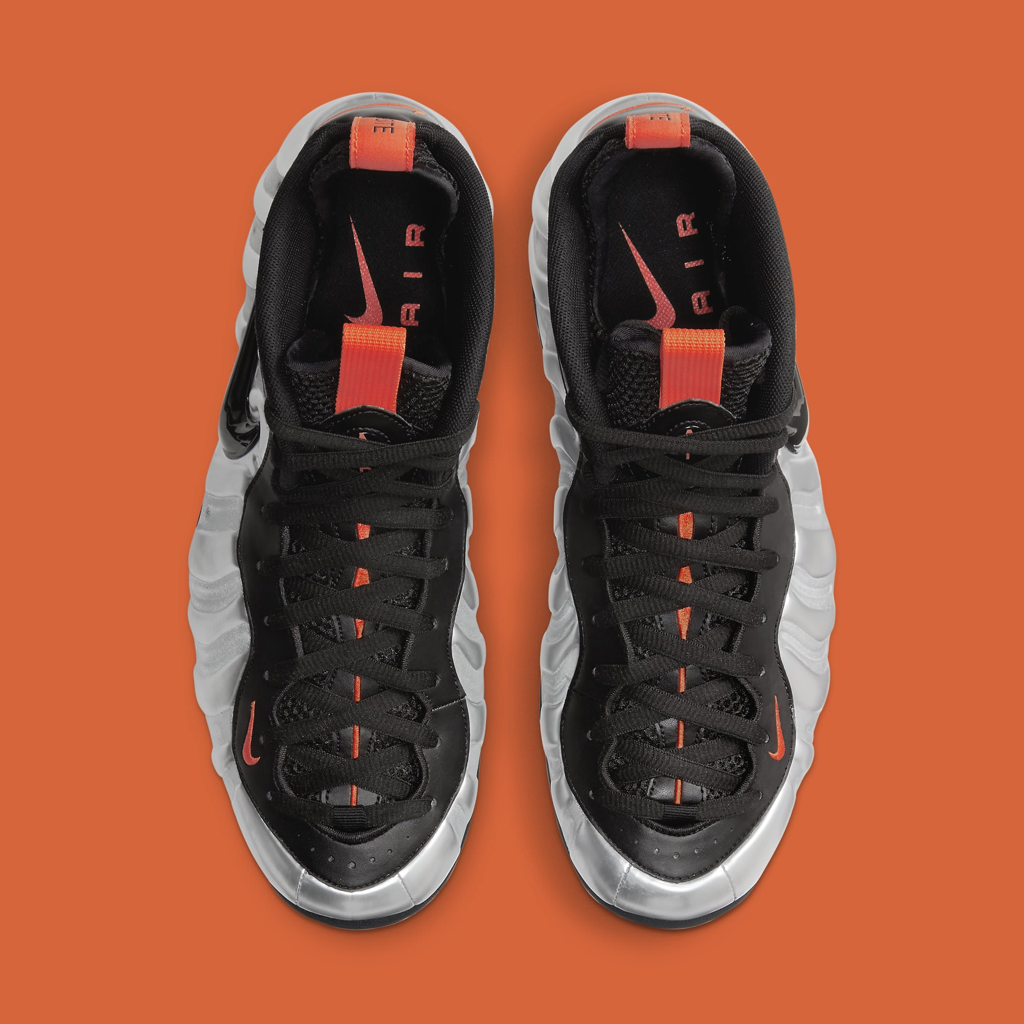 Nike Air Foamposite Pro 'Halloween' CT2286-001 Top