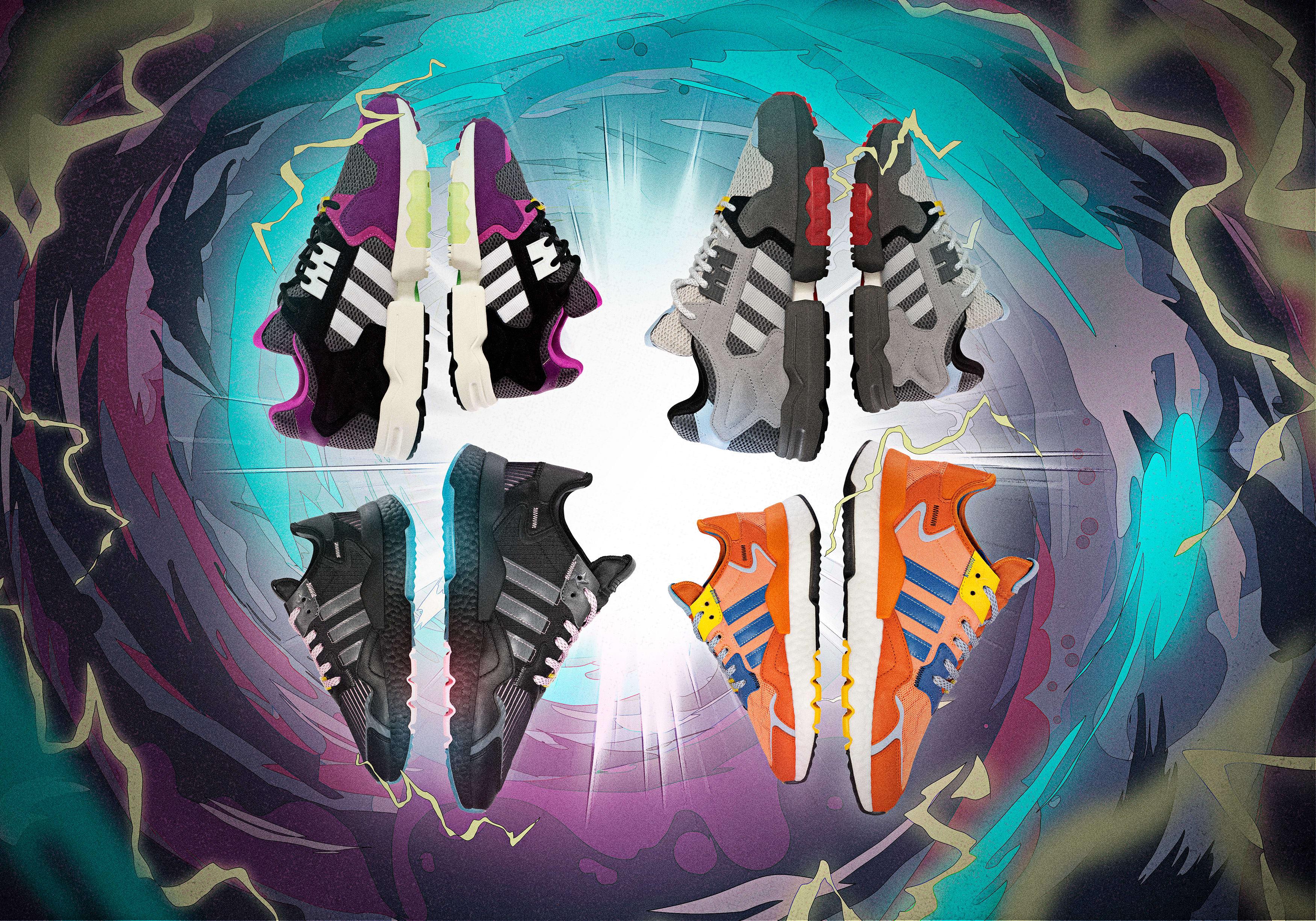 Ninja x Adidas Collection